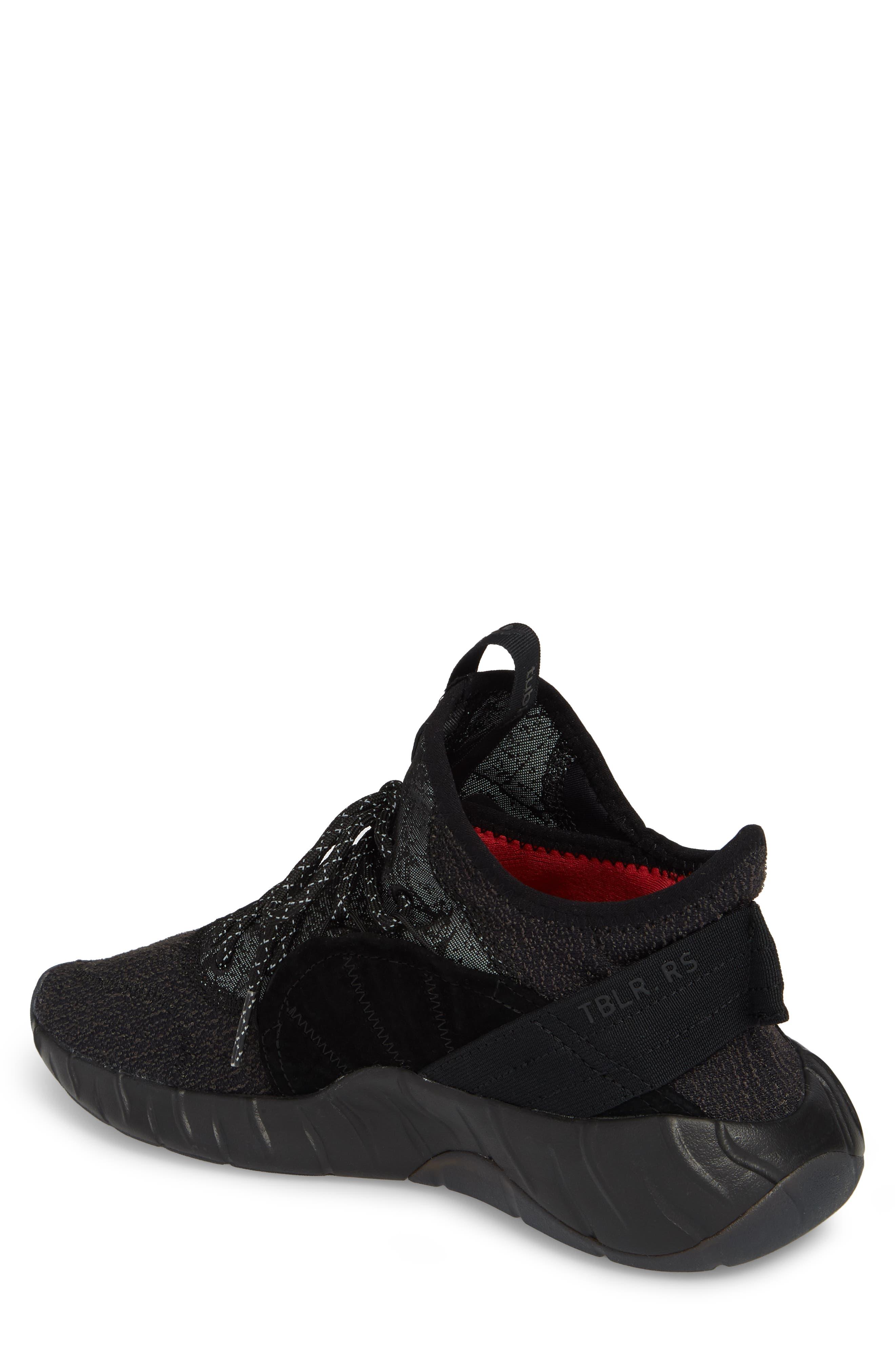 Tubular Rise Sneaker,                             Alternate thumbnail 2, color,                             001