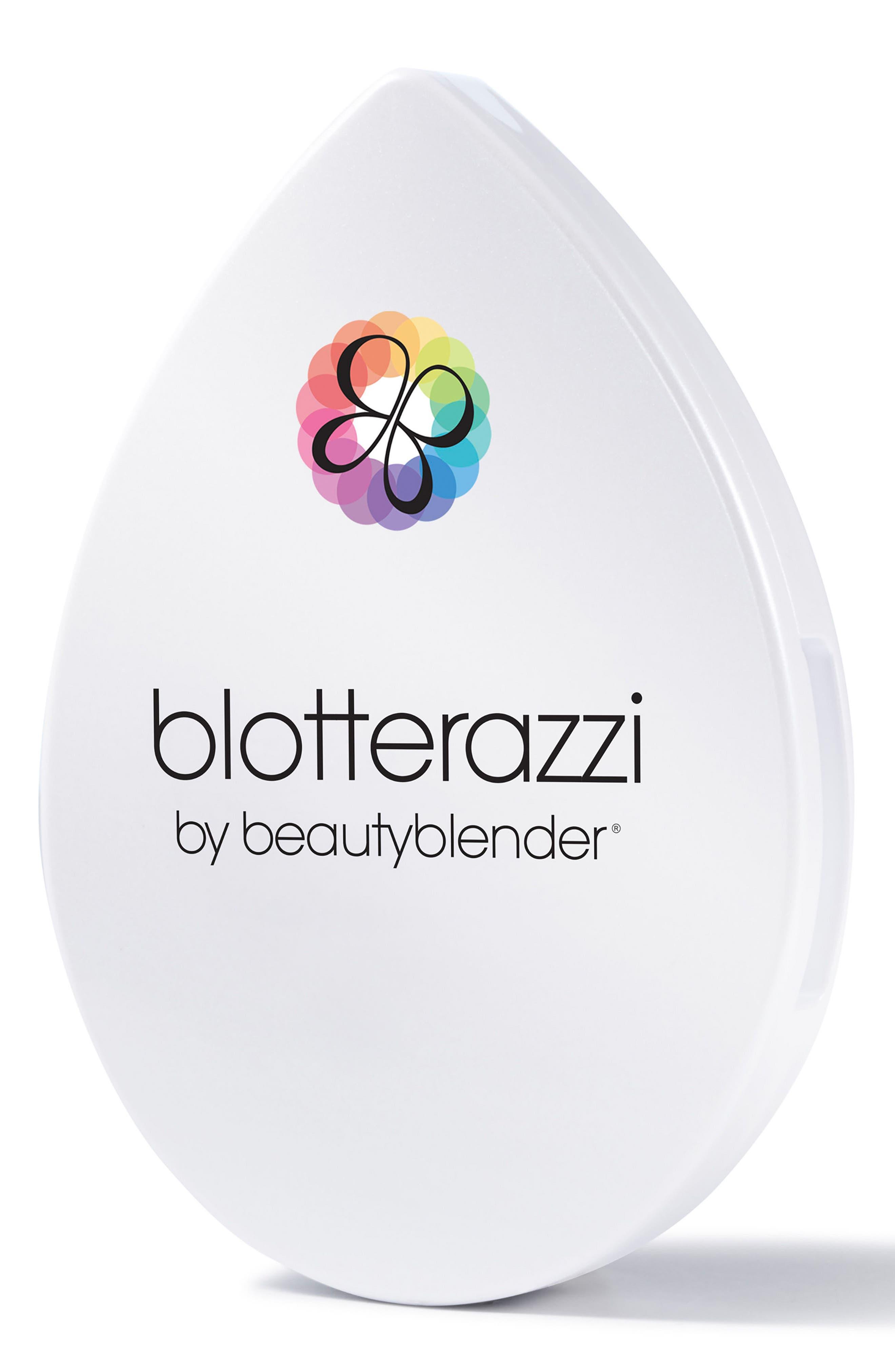 Beautyblender BEAUTYBLENDER BLOTTERAZZI BLOTTING SPONGES & COMPACT