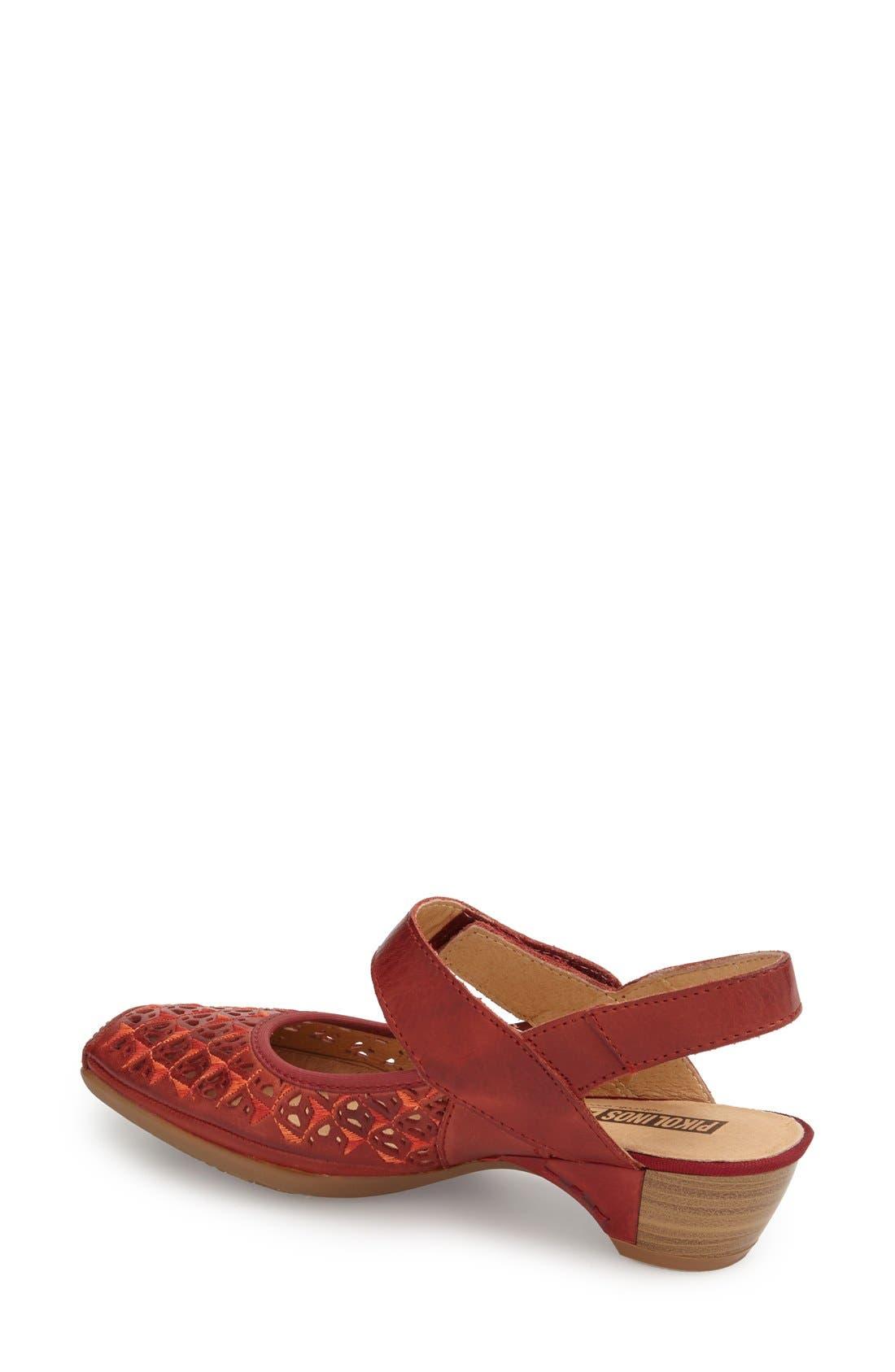 'Gandia' Sandal,                             Alternate thumbnail 9, color,