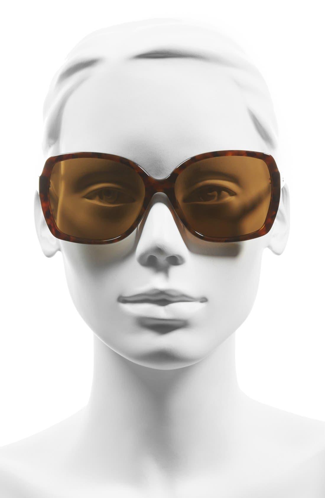 'darilynn' 58mm polarized sunglasses,                             Alternate thumbnail 5, color,