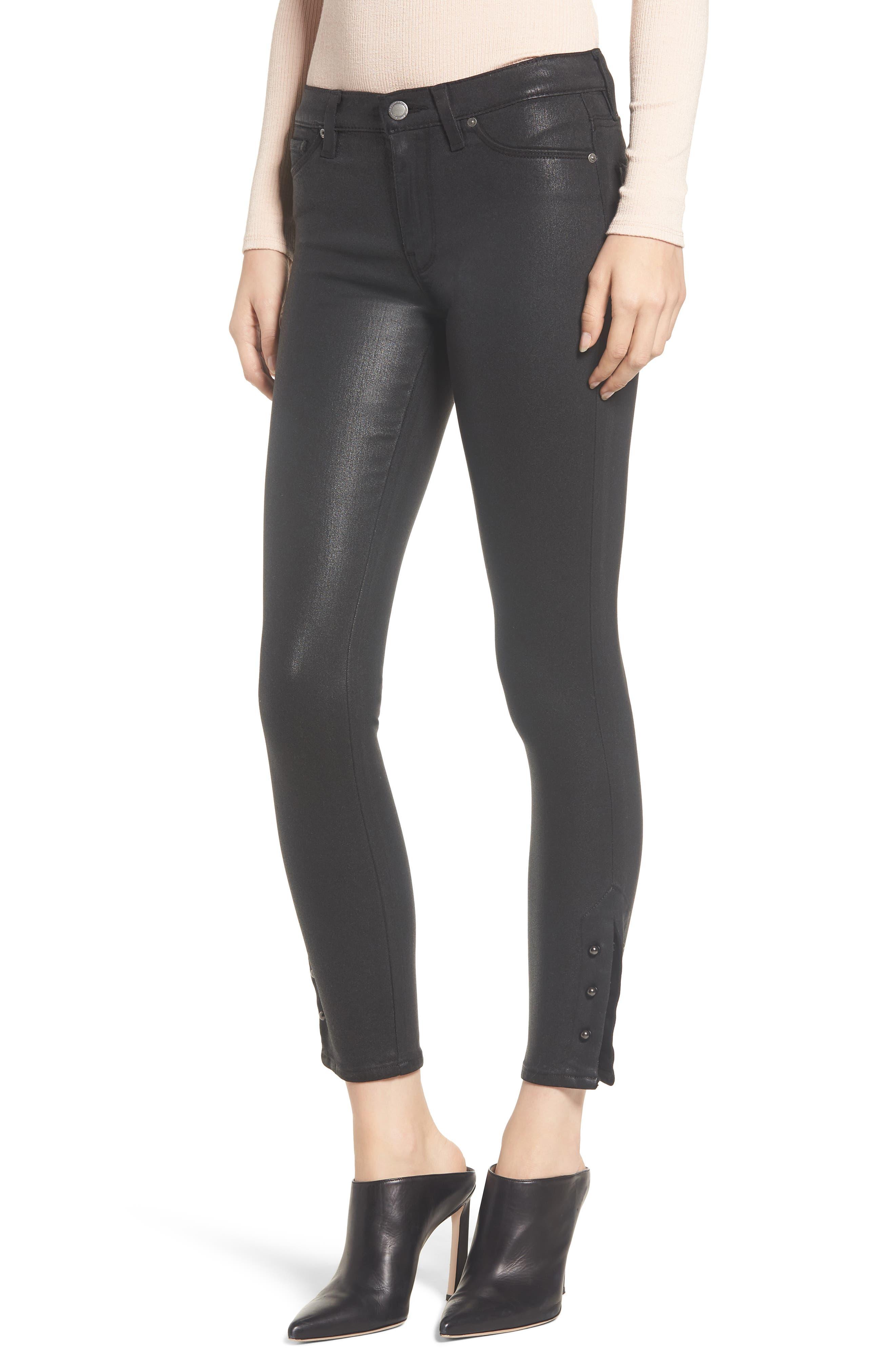 Nico Crop Super Skinny Jeans