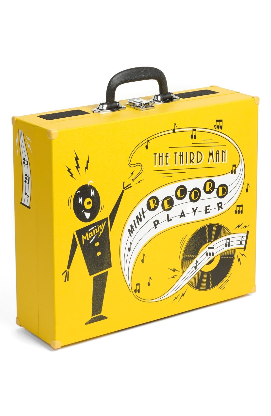The Third Man Mini Record Player & This Record Belongs To ___ Storybook & LP Set,                             Alternate thumbnail 5, color,                             700