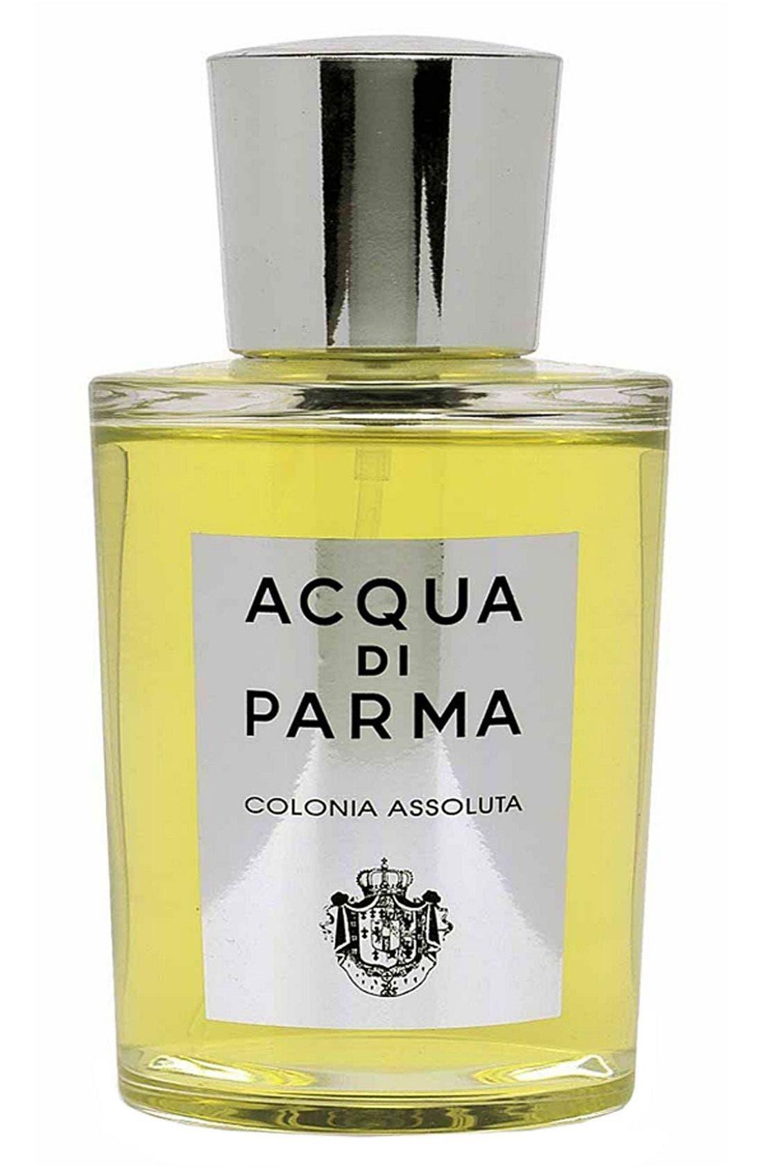 'Colonia Assoluta' Eau de Cologne Natural Spray,                             Main thumbnail 1, color,                             NO COLOR