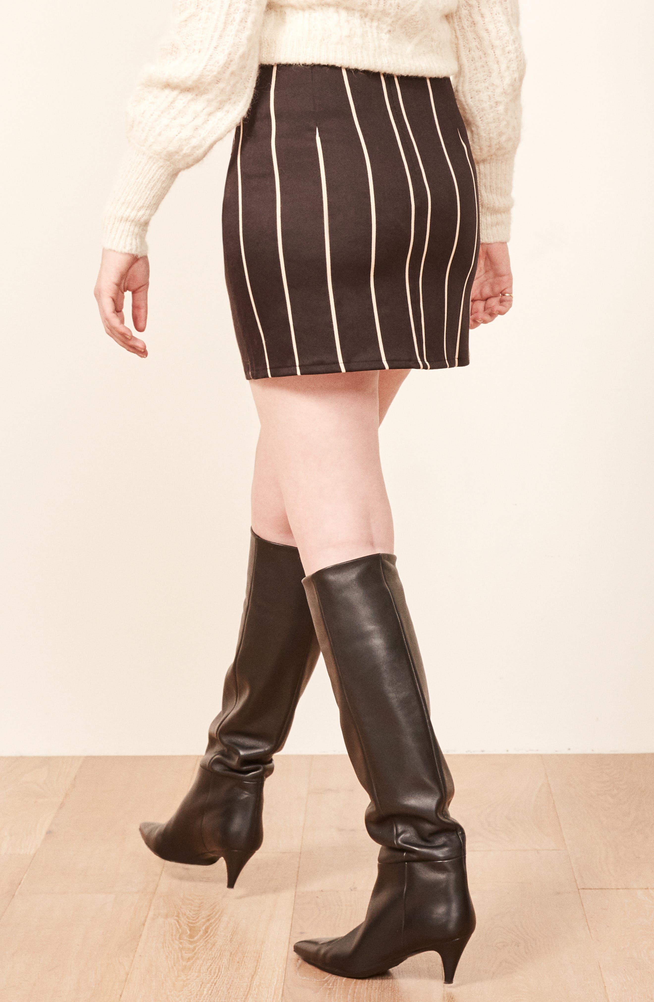 Jamie Miniskirt,                             Alternate thumbnail 2, color,                             002