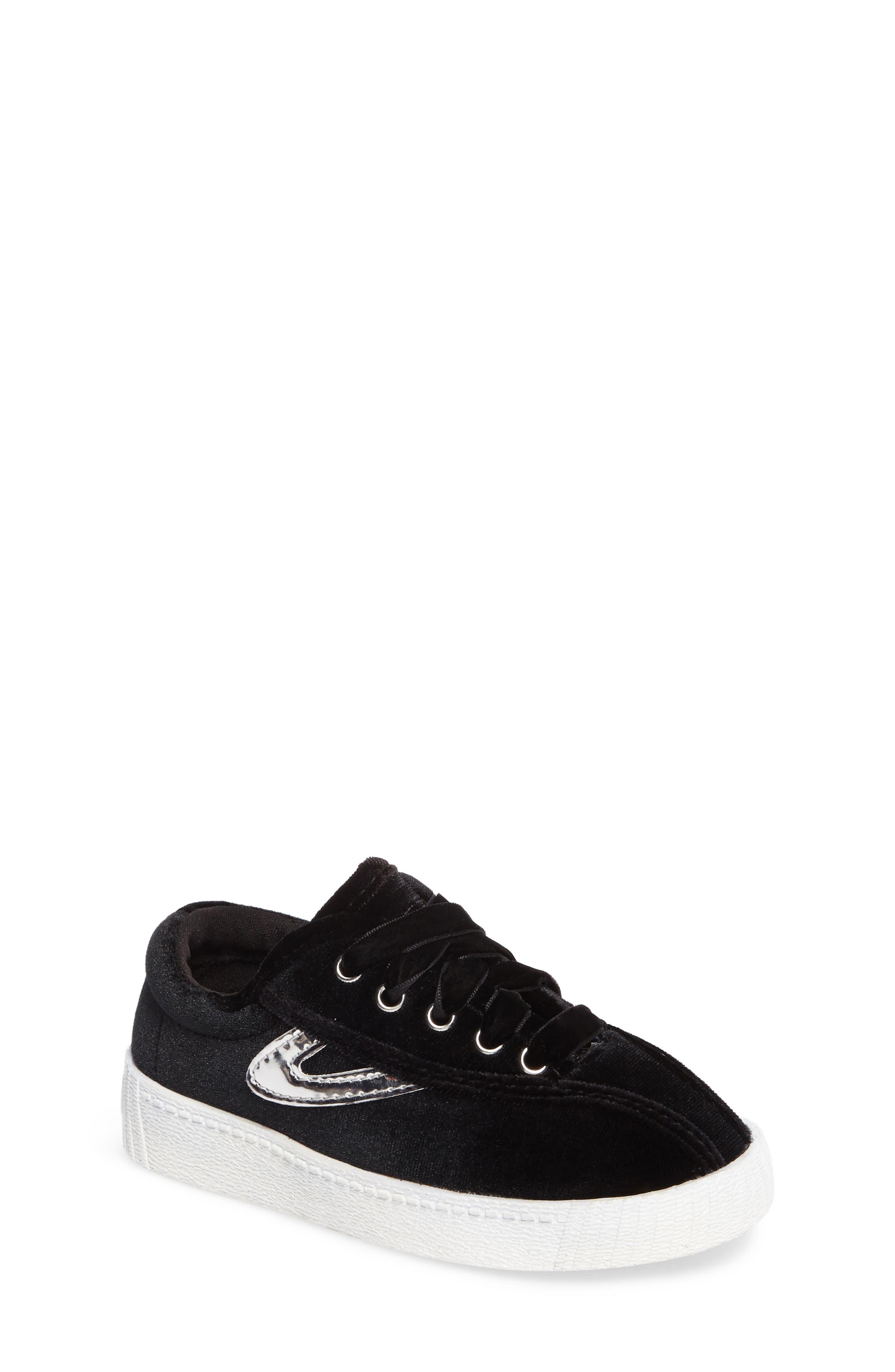 NYLite Velvet Sneaker,                         Main,                         color, 006