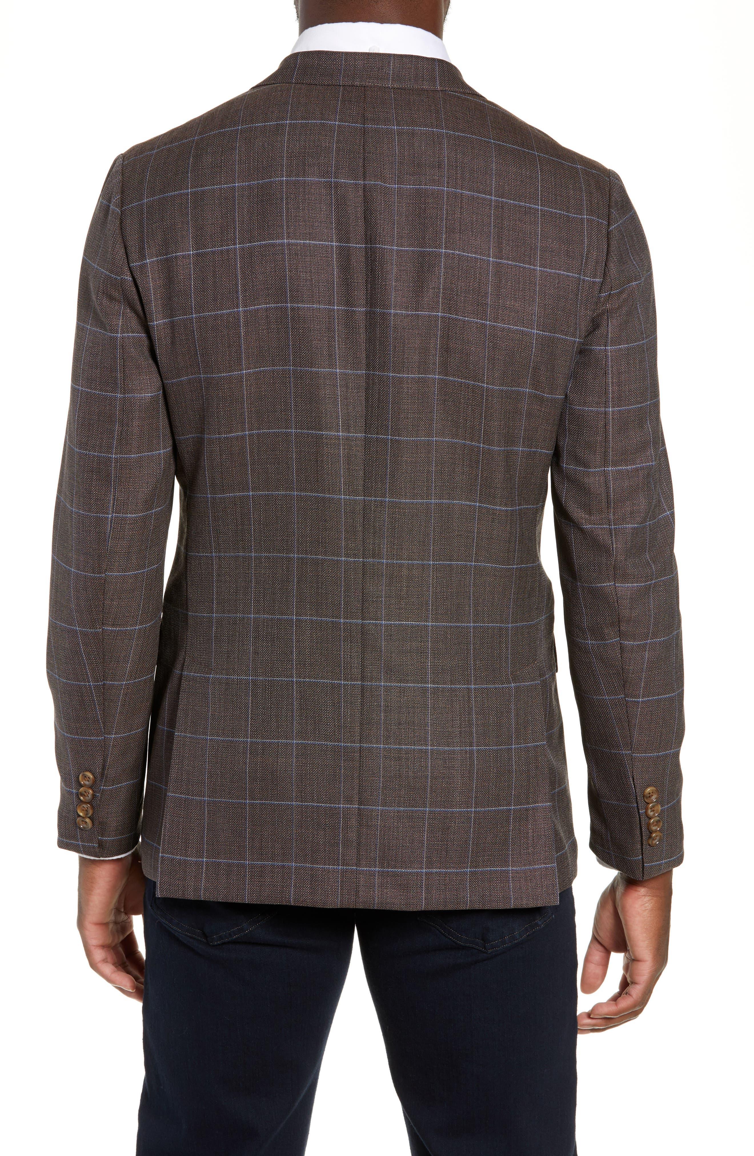 BONOBOS,                             Slim Fit Unconstructed Wool Sport Coat,                             Alternate thumbnail 2, color,                             250