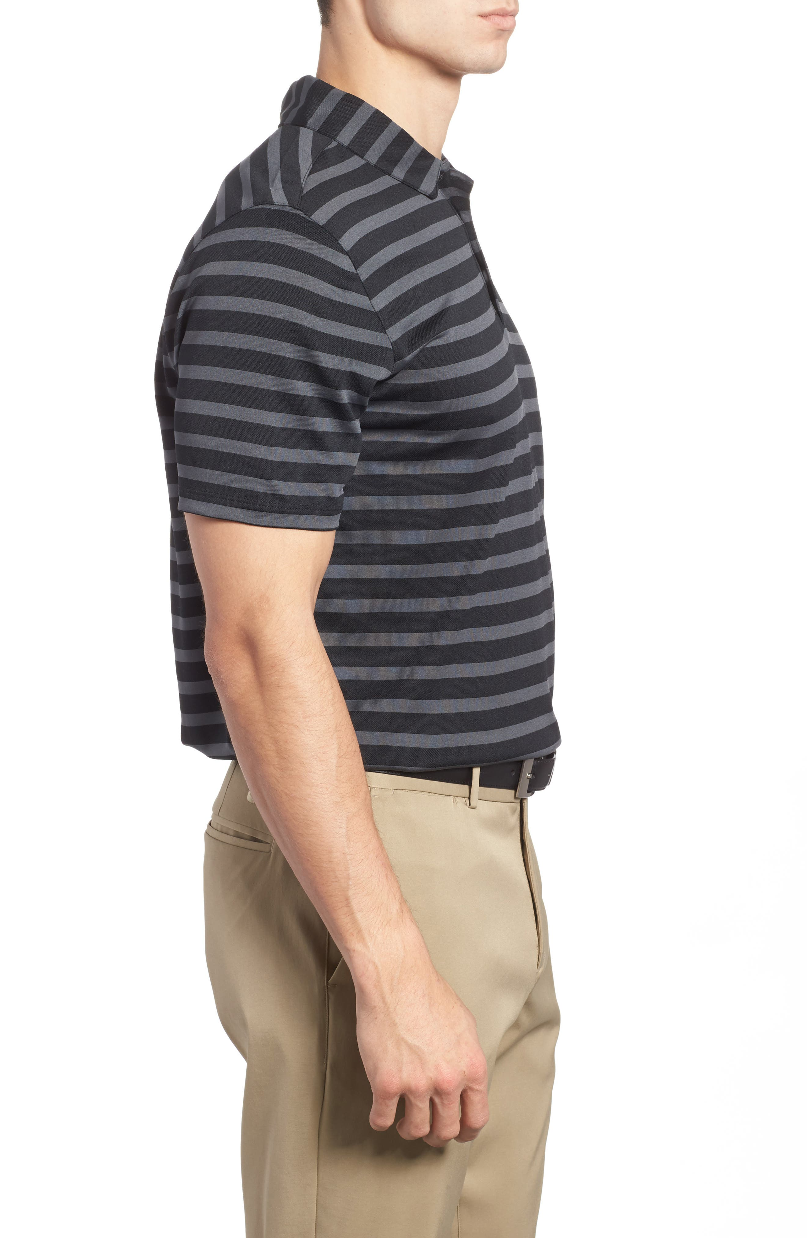 Golf Stripe Polo,                             Alternate thumbnail 5, color,
