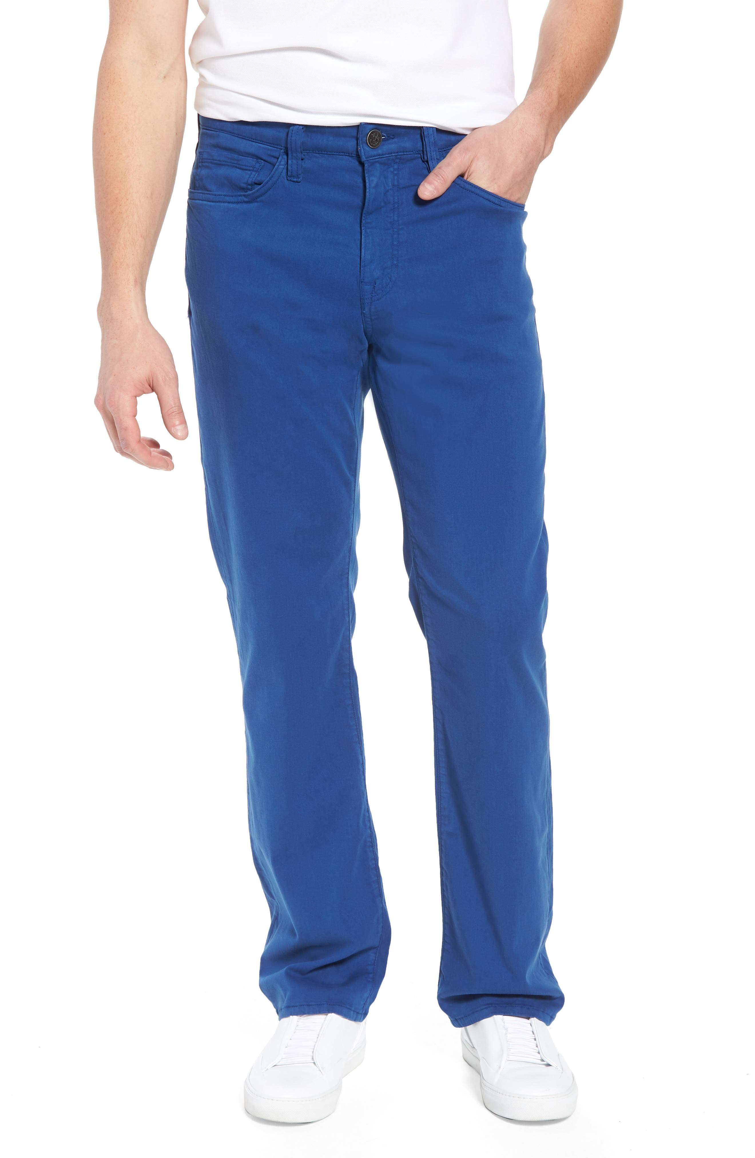 Charisma Relaxed Fit Jeans,                             Main thumbnail 1, color,                             ROYAL TWILL