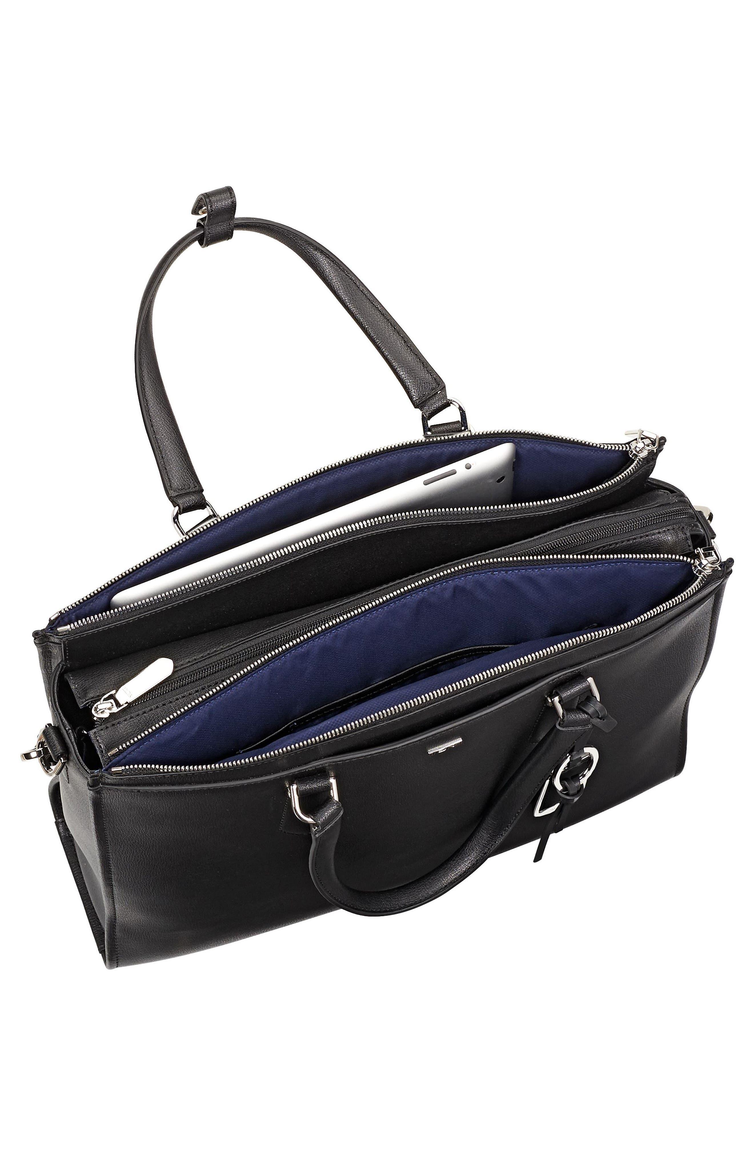Stanton – Esme Leather Business Briefcase,                             Alternate thumbnail 5, color,