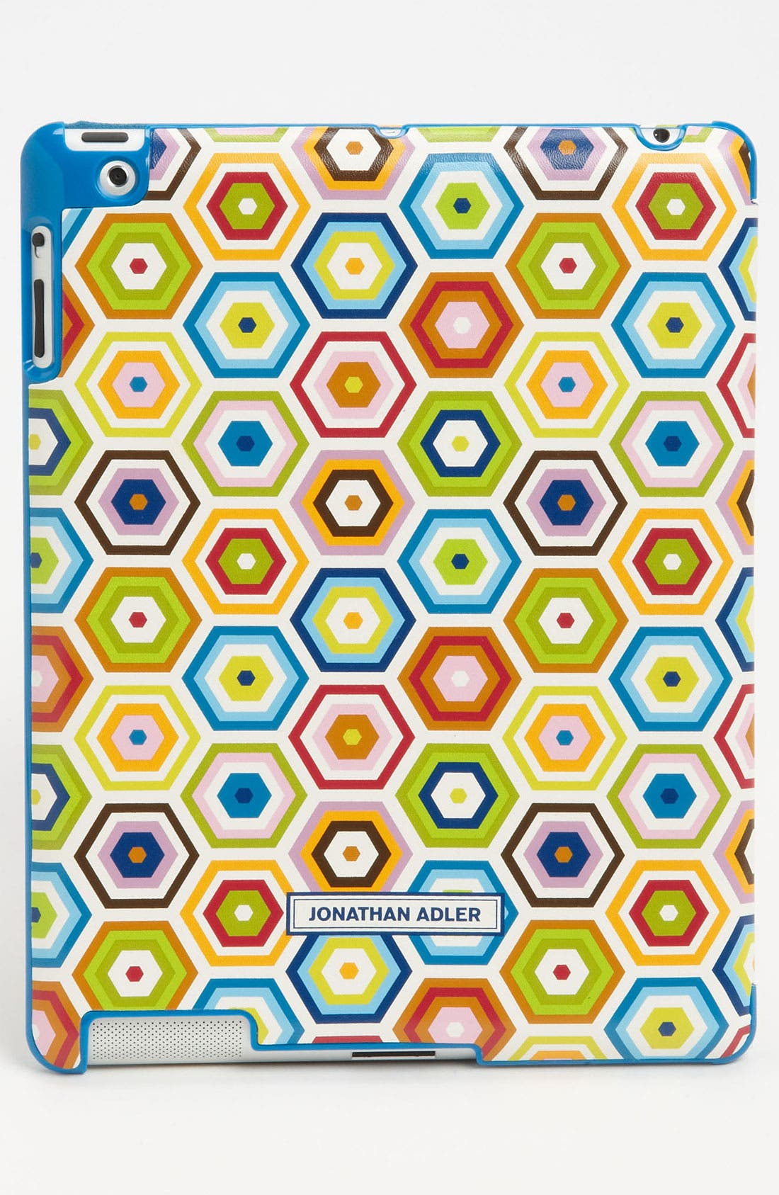 'Honeycomb' iPad 2 Case,                             Alternate thumbnail 2, color,