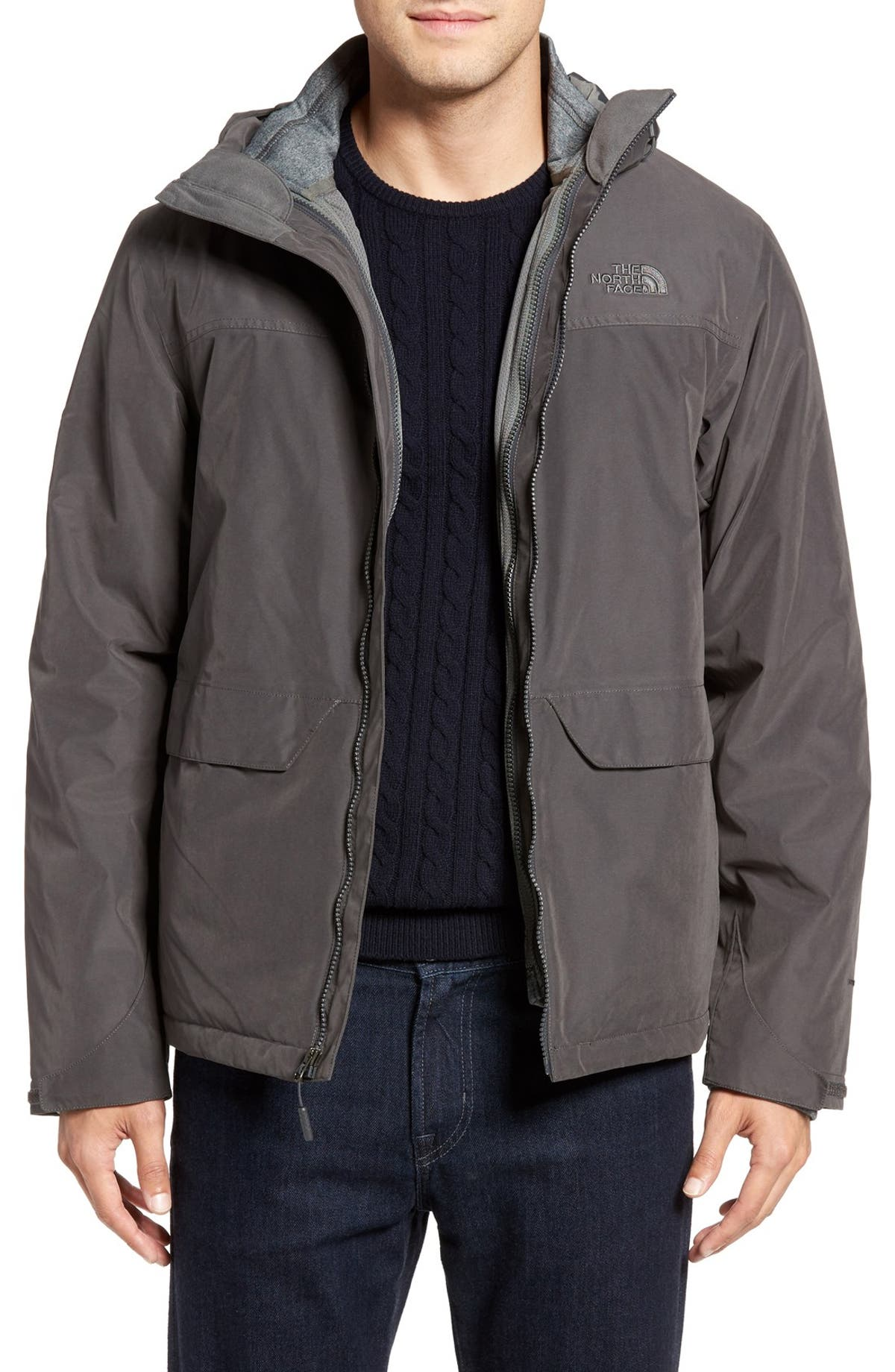aa25133ba3 The North Face Canyonlands Triclimate Heatseeker™ Insulated 3-in-1 Jacket