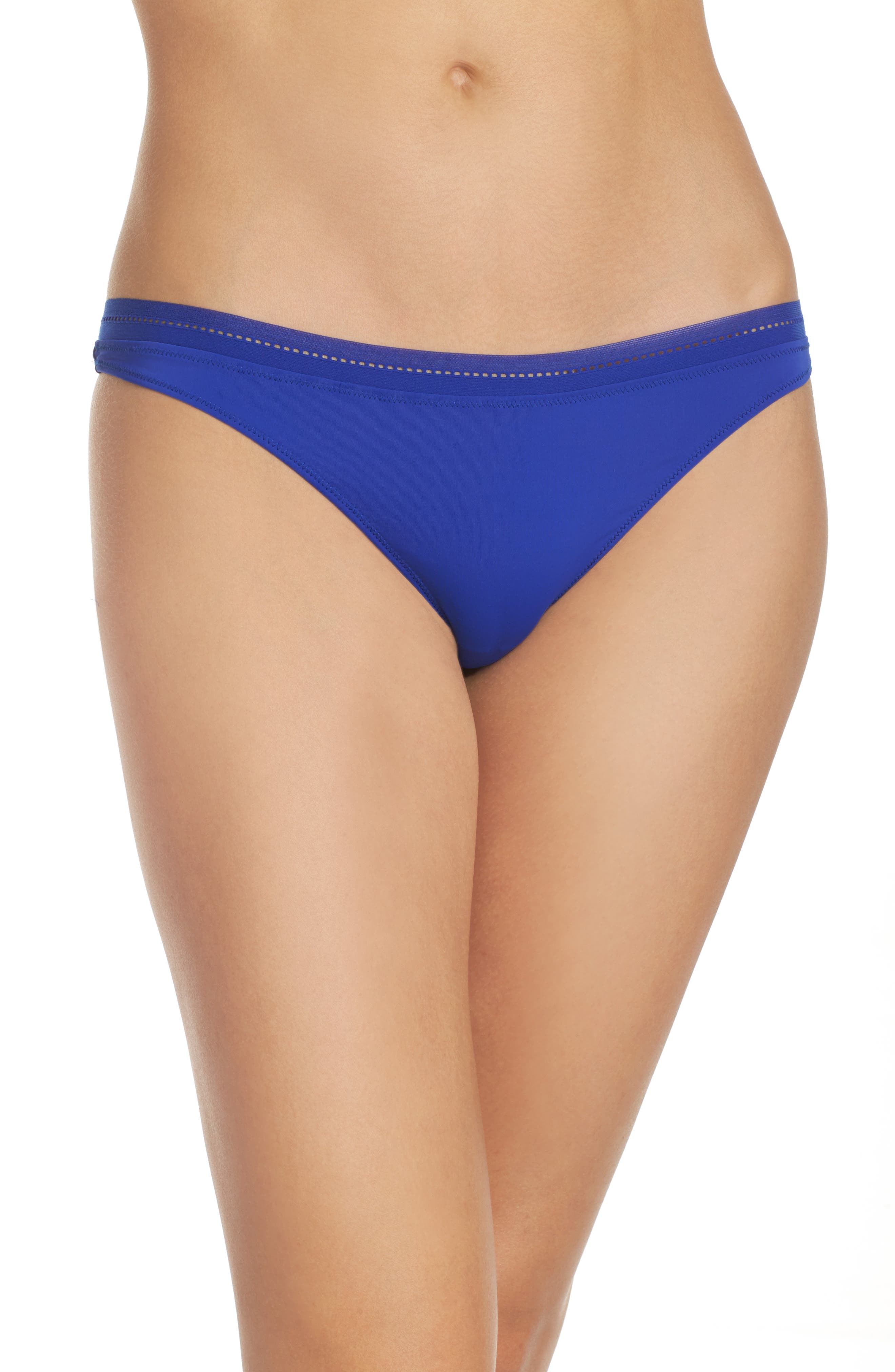 Intimately FP Truth or Dare Thong,                             Main thumbnail 4, color,