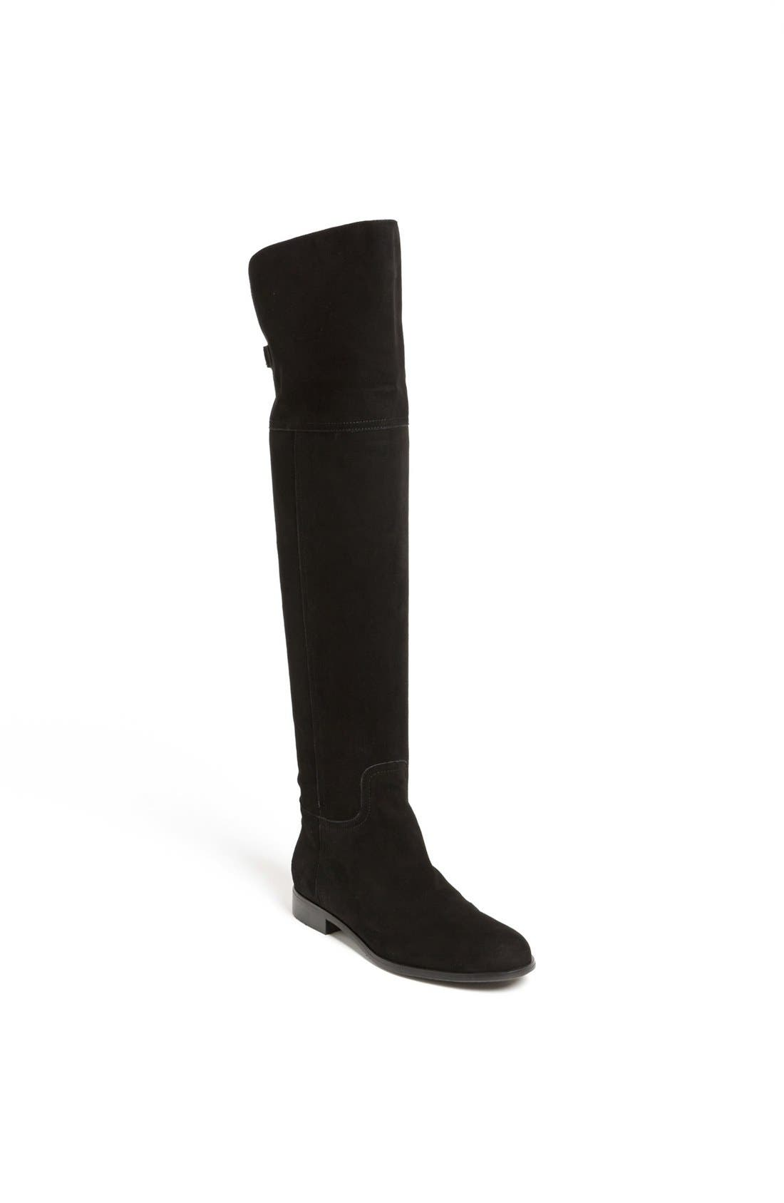 AQUATALIA,                             by Marvin K. 'Drawn' Over the Knee Boot,                             Main thumbnail 1, color,                             001