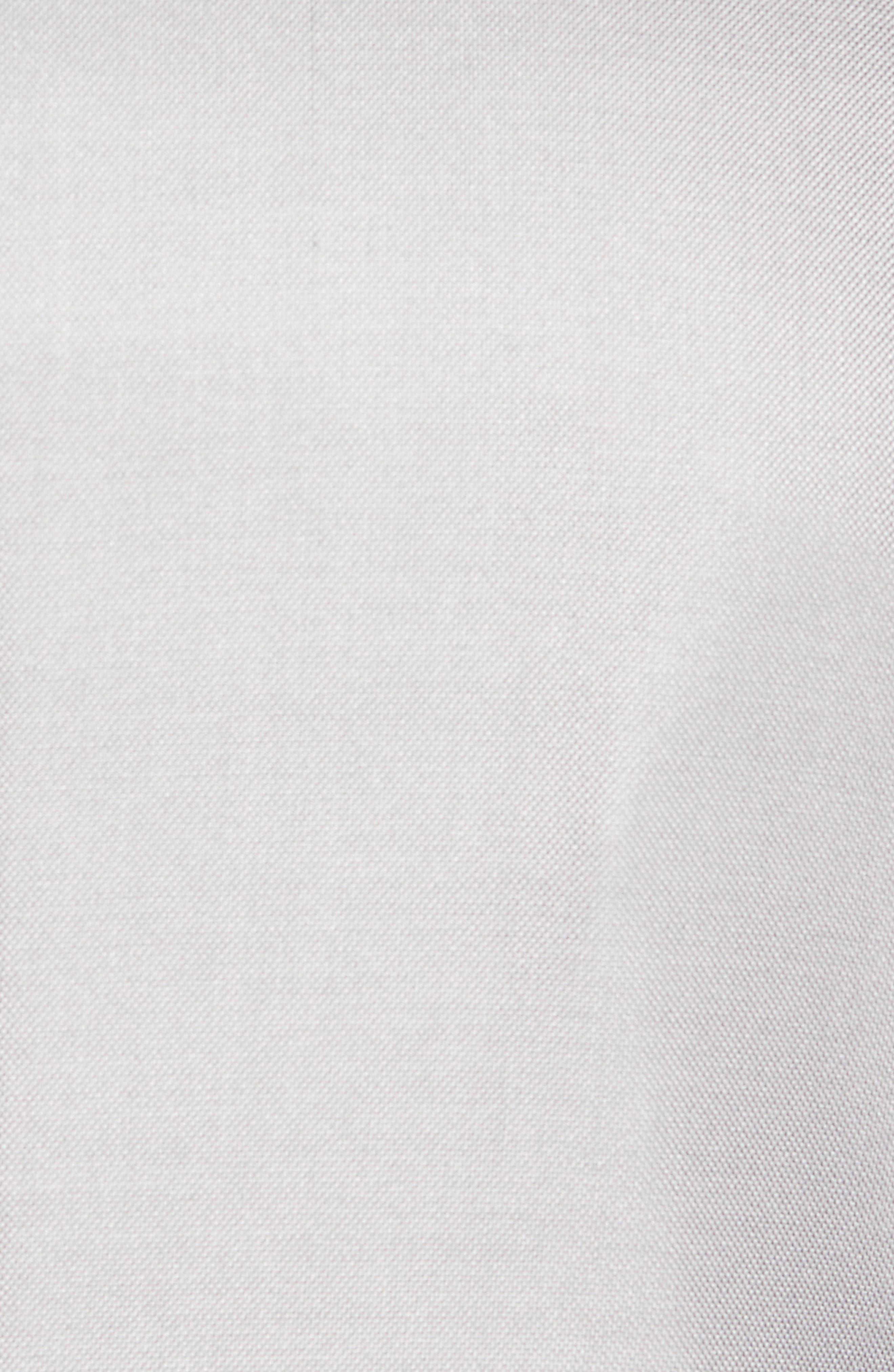 Classic B Fit Wool & Silk Blazer,                             Alternate thumbnail 6, color,