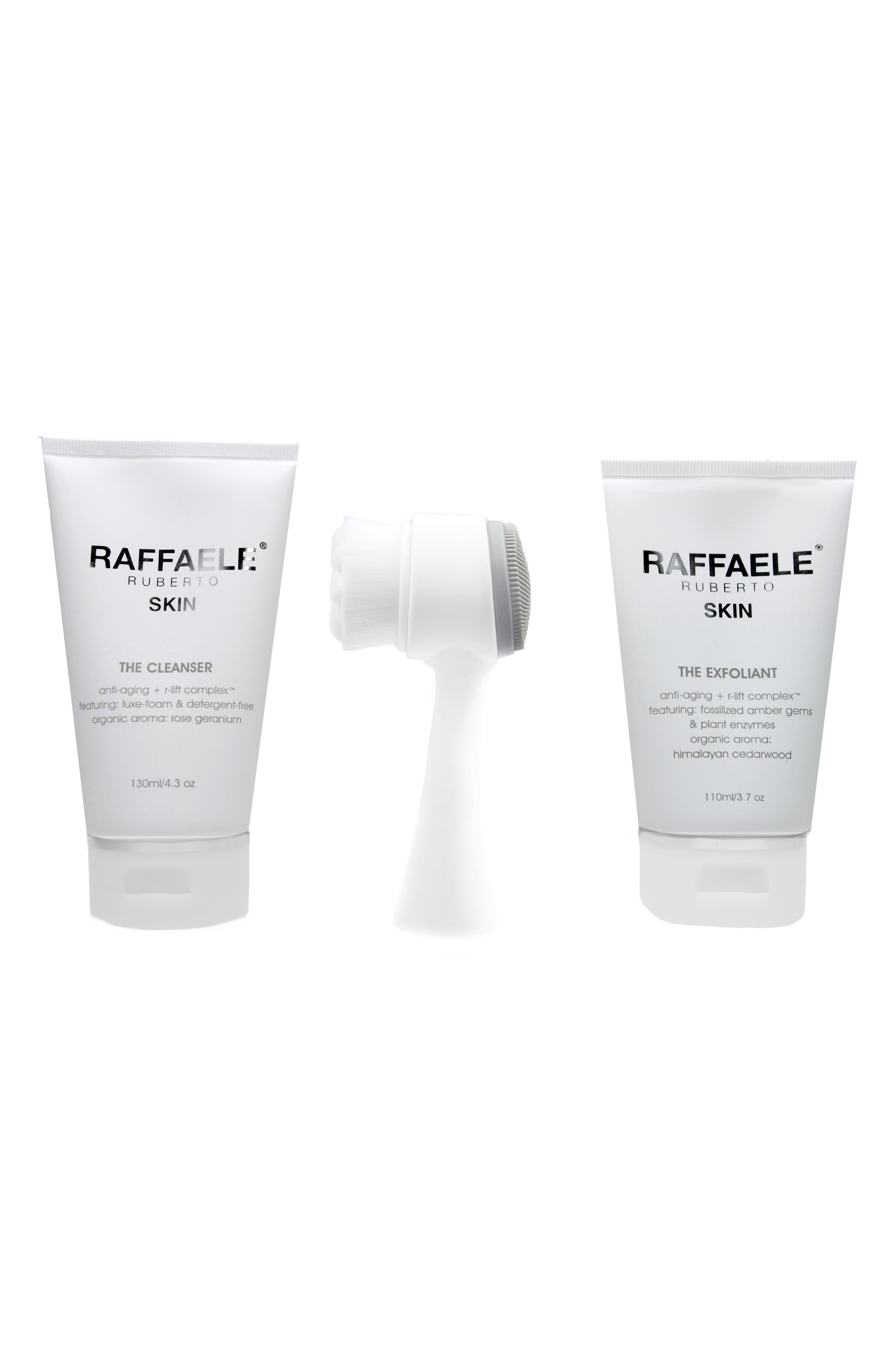 Raffaele Ruberto<sup>®</sup> Pro Cleansing Trio,                         Main,                         color, 000