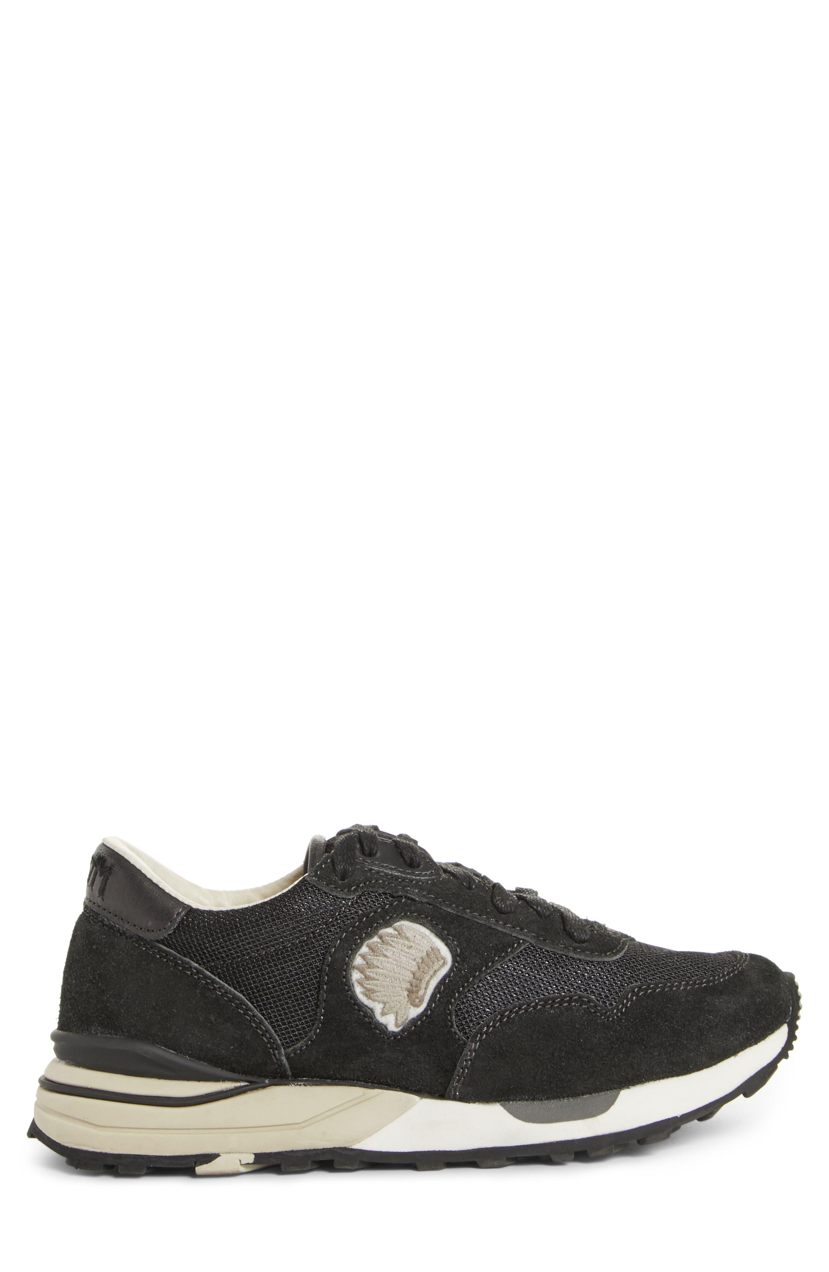 Roland Jogger Sneaker,                             Alternate thumbnail 3, color,                             002