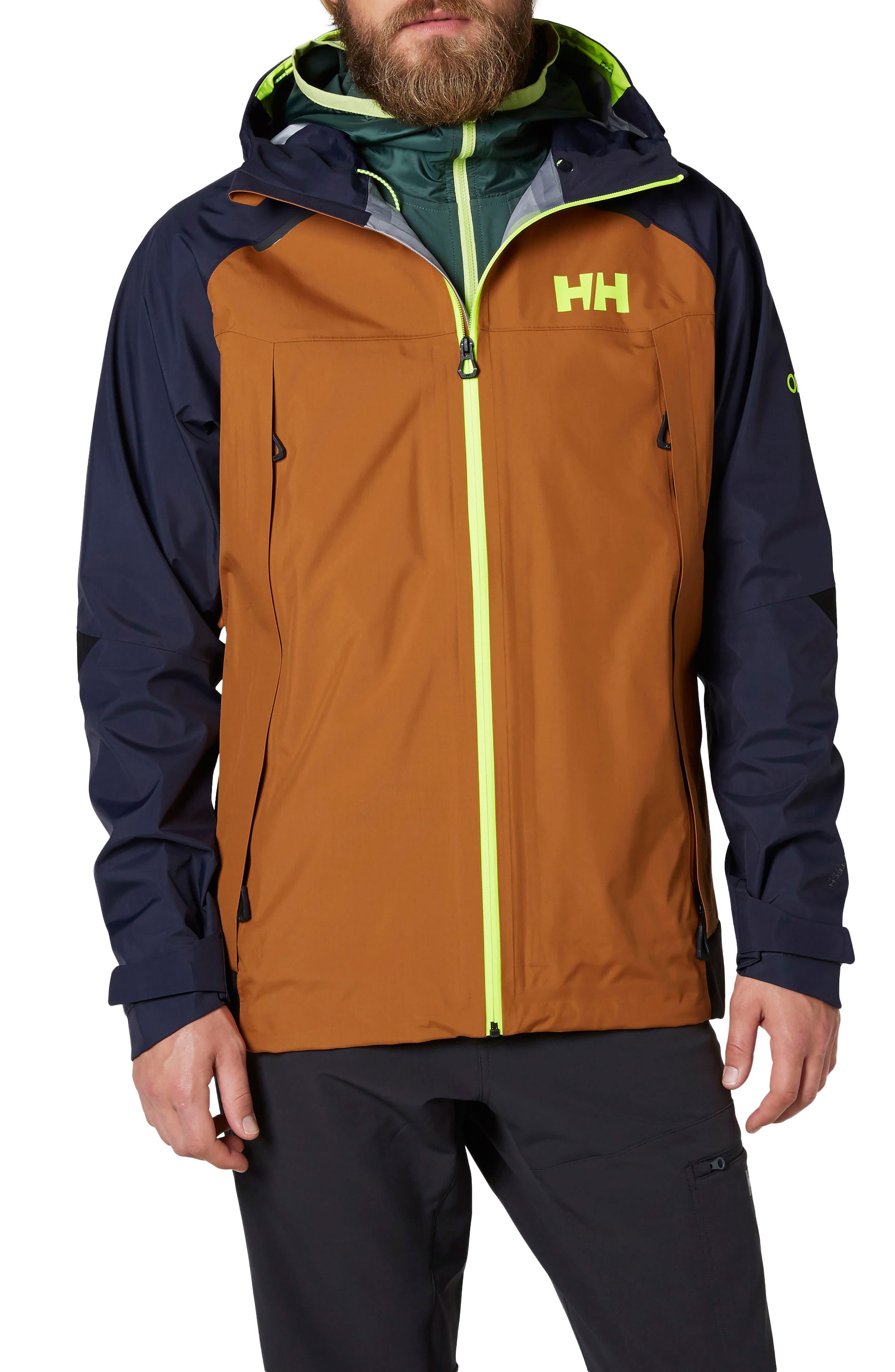 Odin 9 Worlds Waterproof Jacket,                         Main,                         color,