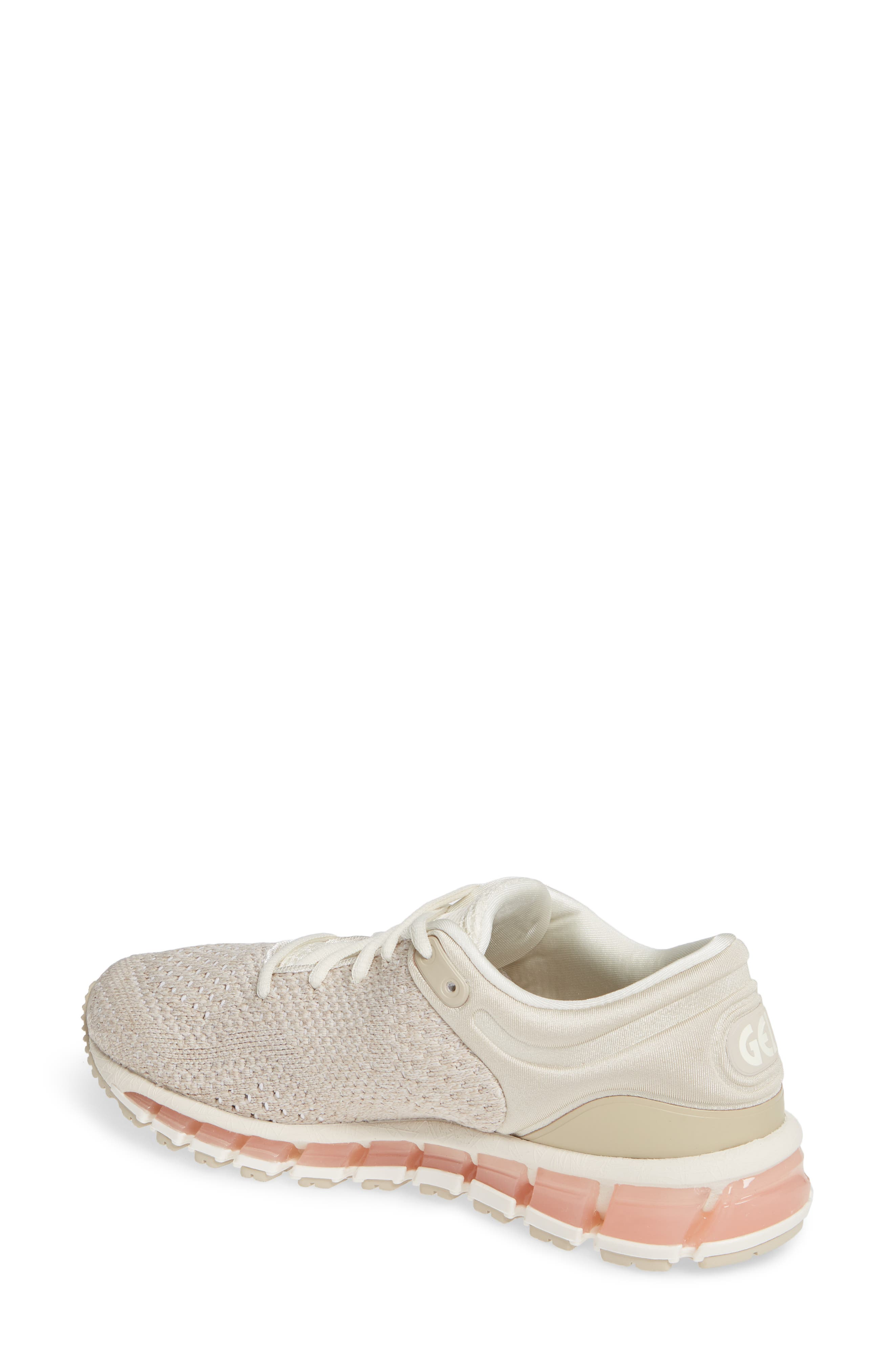 ASICS<SUP>®</SUP>,                             GEL-Quantum 360 Running Shoe,                             Alternate thumbnail 2, color,                             BIRCH/ FEATHER GREY