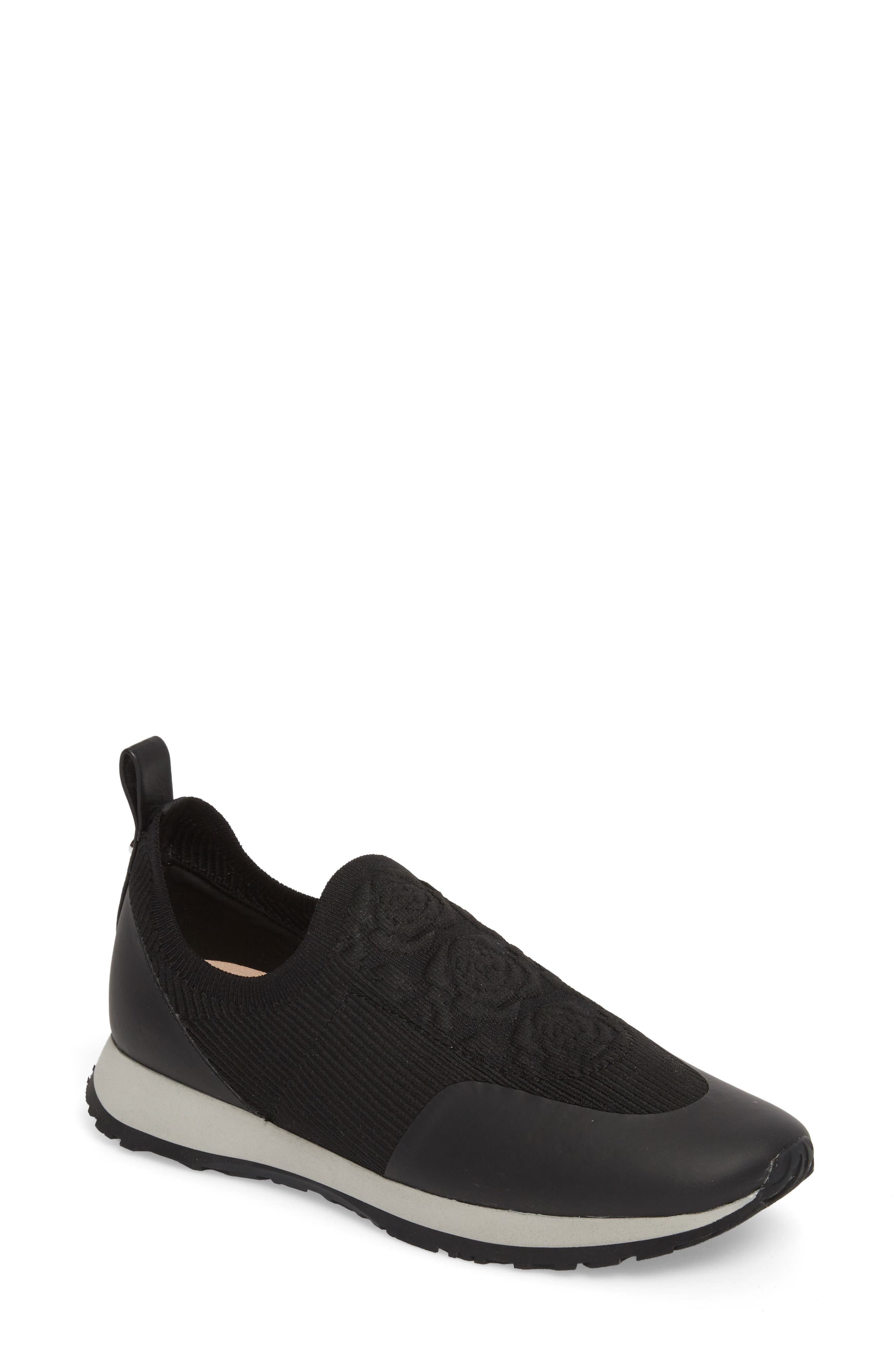 Cara Slip-On Sneaker,                         Main,                         color, 001