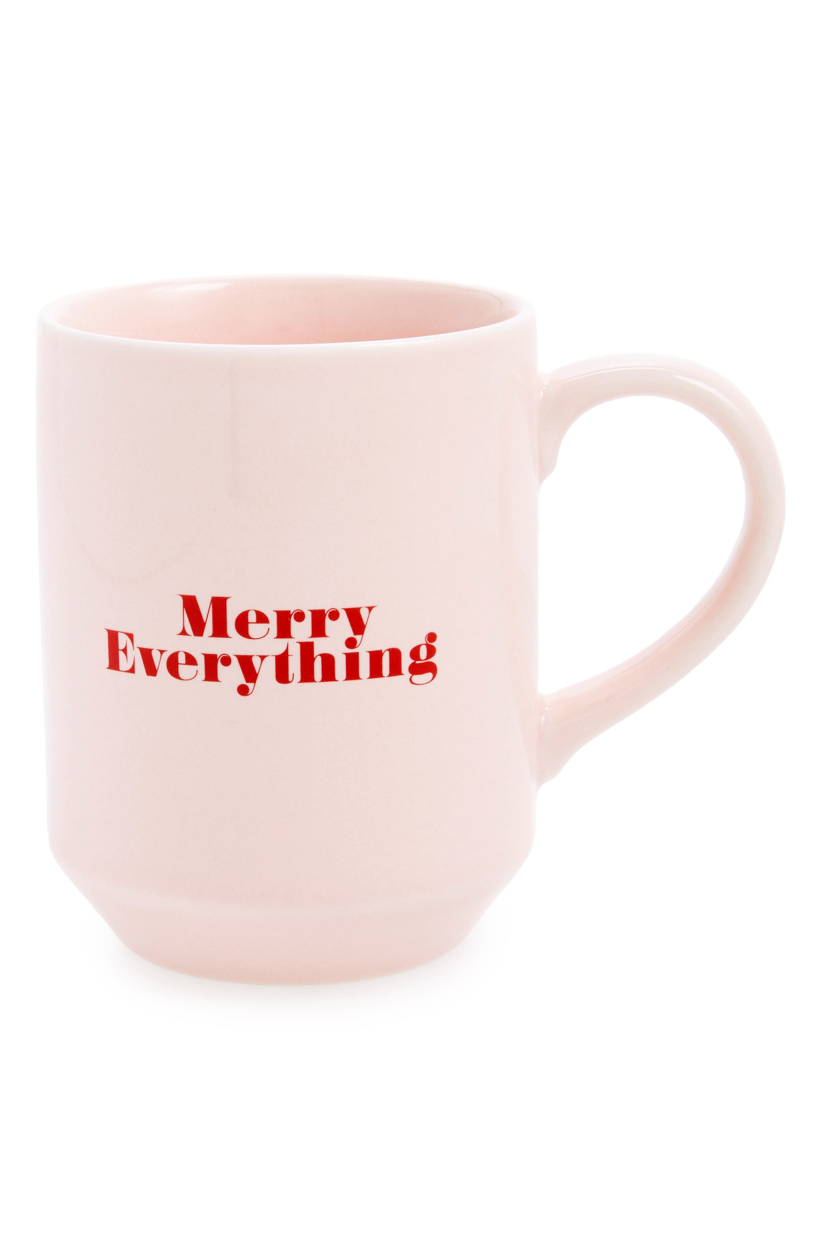Merry Coffee Mug,                             Main thumbnail 1, color,                             650