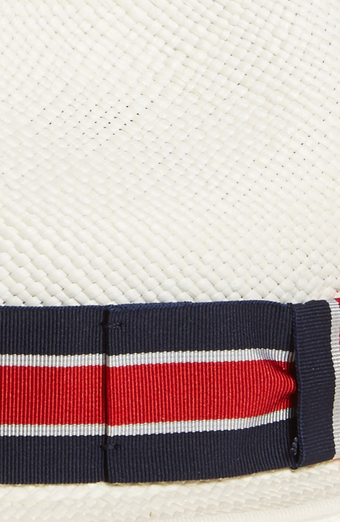 Christy's Preset Panama Hat,                             Alternate thumbnail 2, color,