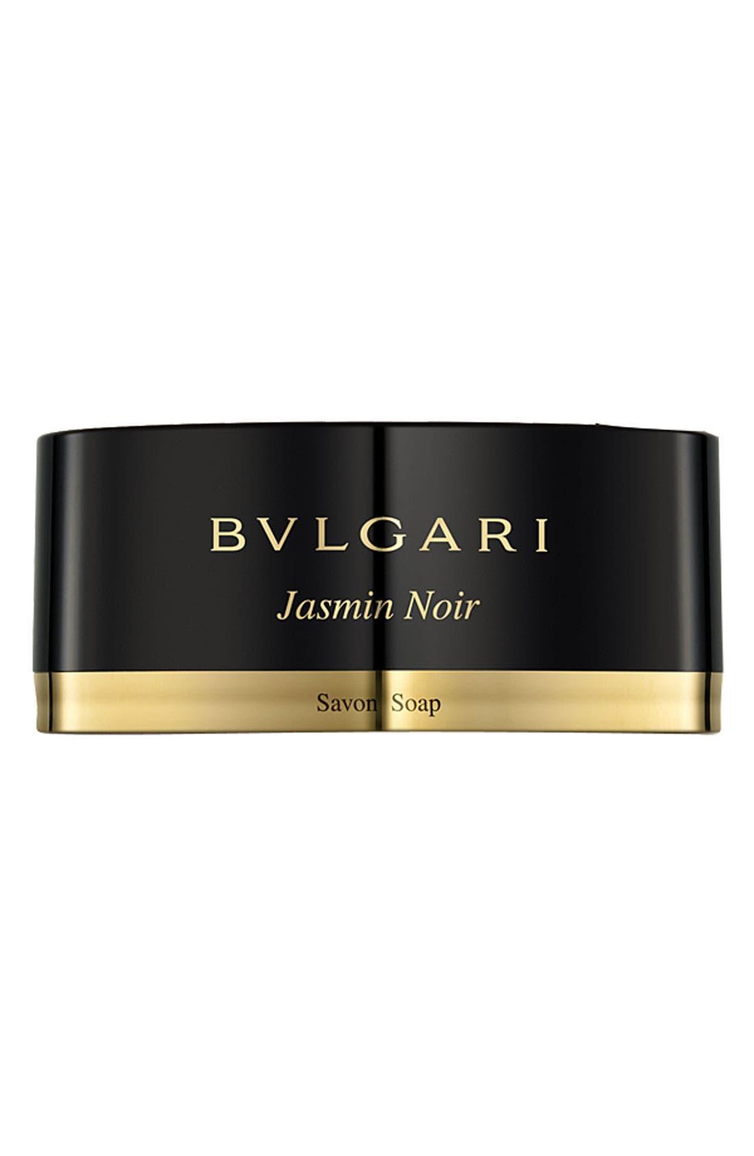 BVLGARI,                             'Jasmin Noir' Soap,                             Main thumbnail 1, color,                             000