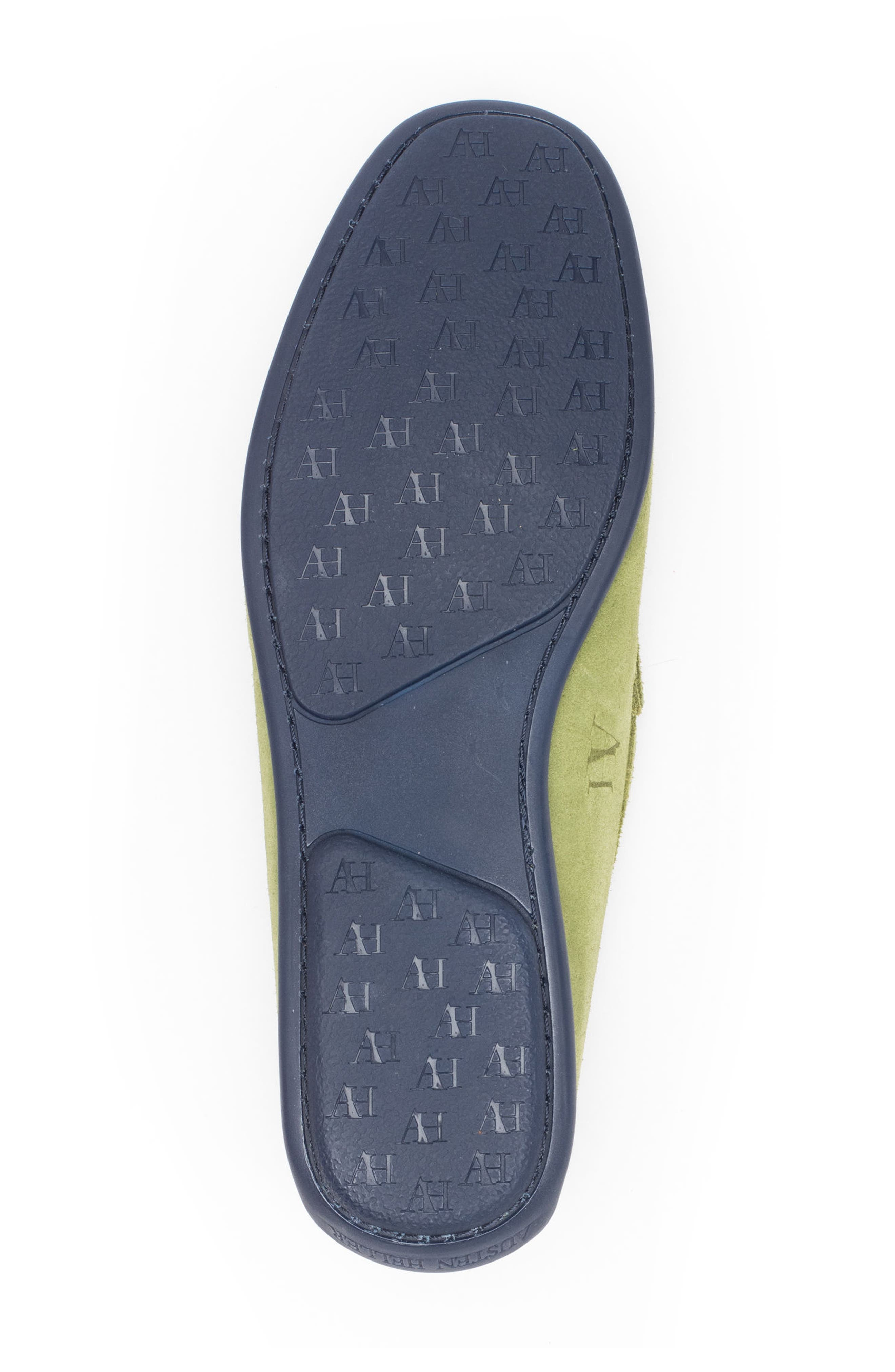 'Parkers' Penny Loafer,                             Alternate thumbnail 6, color,                             SPRING GREEN