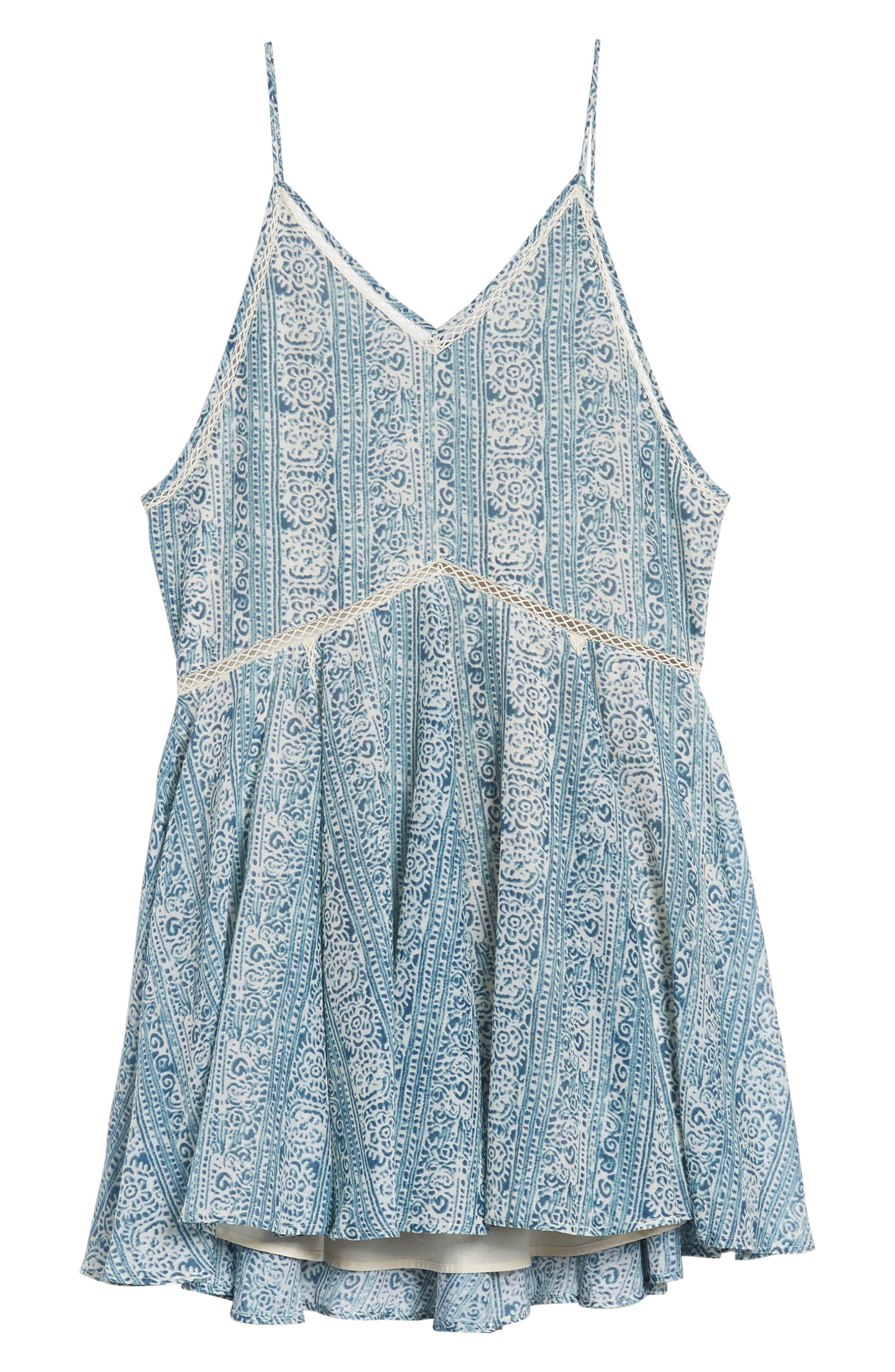 Beach Dress,                             Alternate thumbnail 8, color,                             401