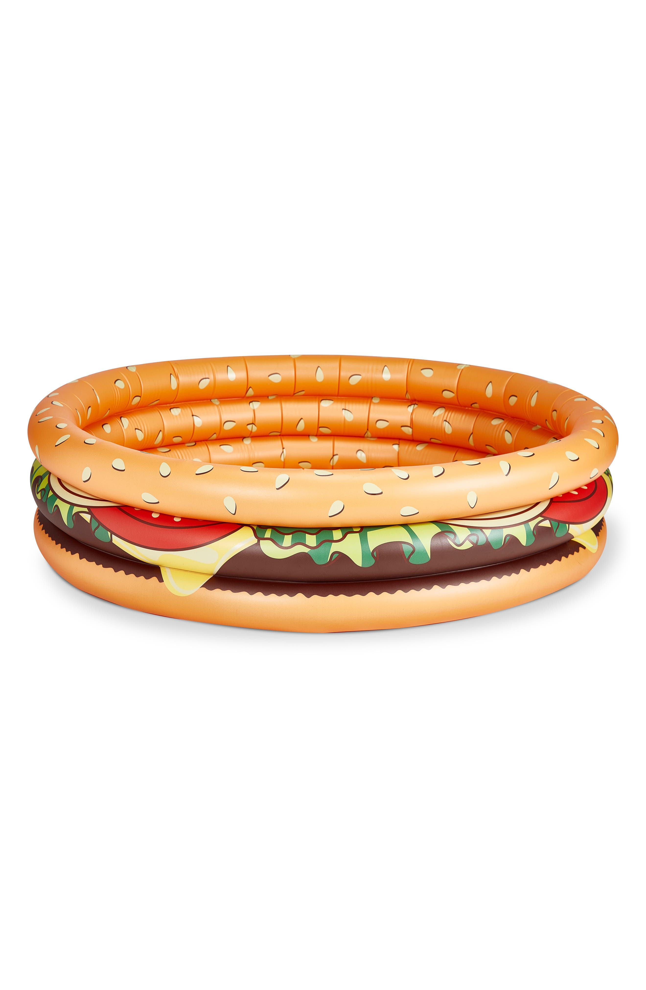 Inflatable Hamburger Pool,                         Main,                         color, 200