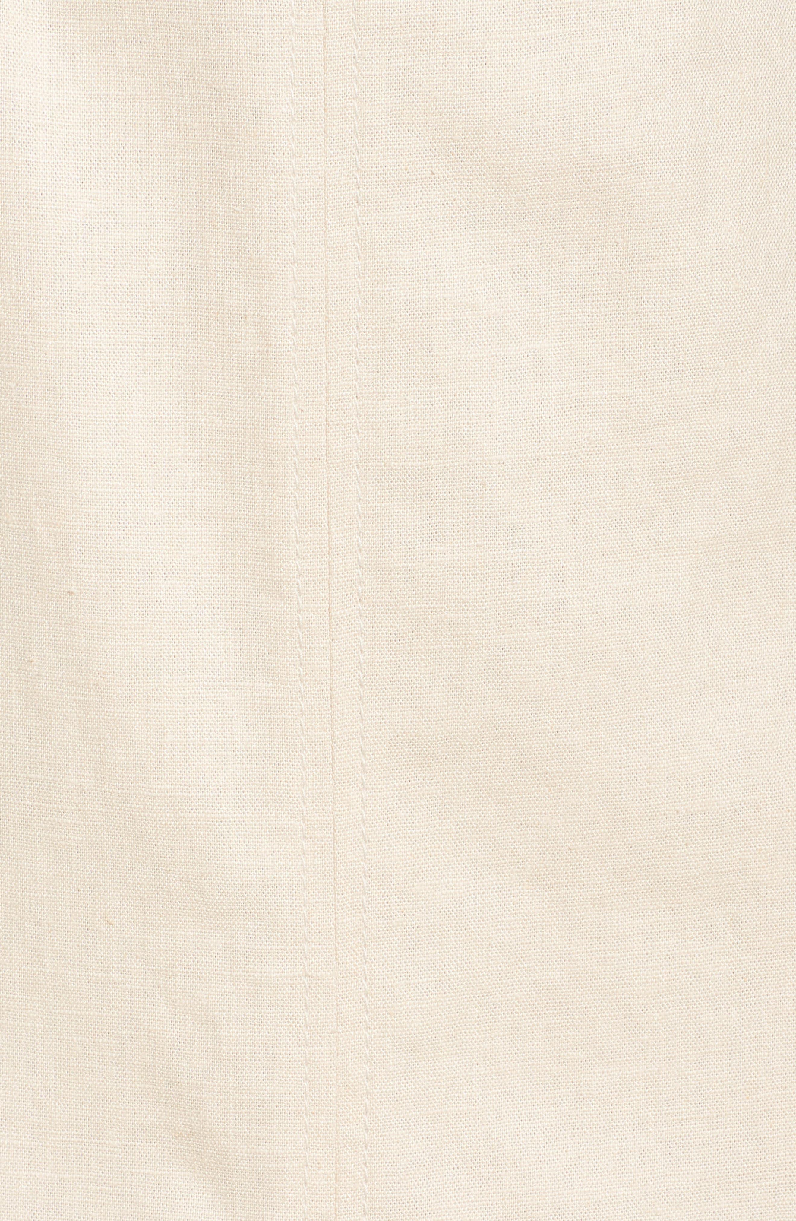 Belted Sheath Dress,                             Alternate thumbnail 5, color,                             253