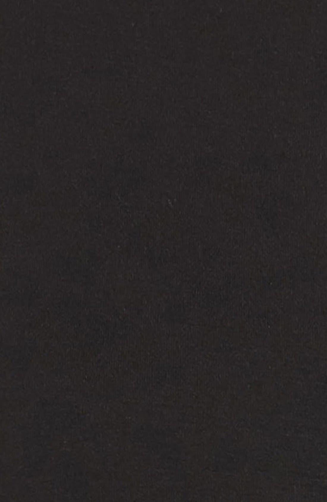 Jersey Bateau Neck Tunic,                             Alternate thumbnail 70, color,
