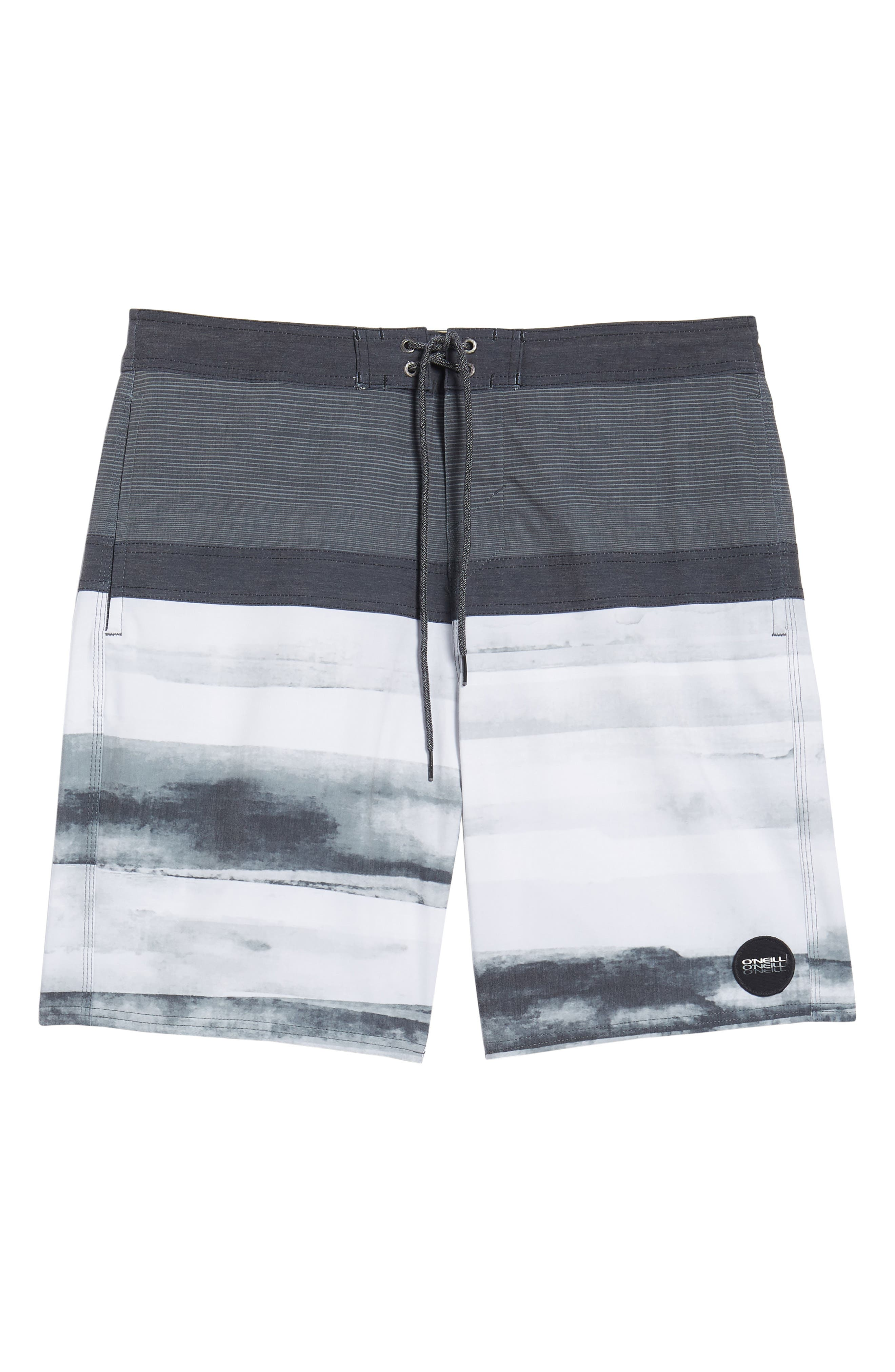 Breaker Cruzer Board Shorts,                             Alternate thumbnail 6, color,                             001