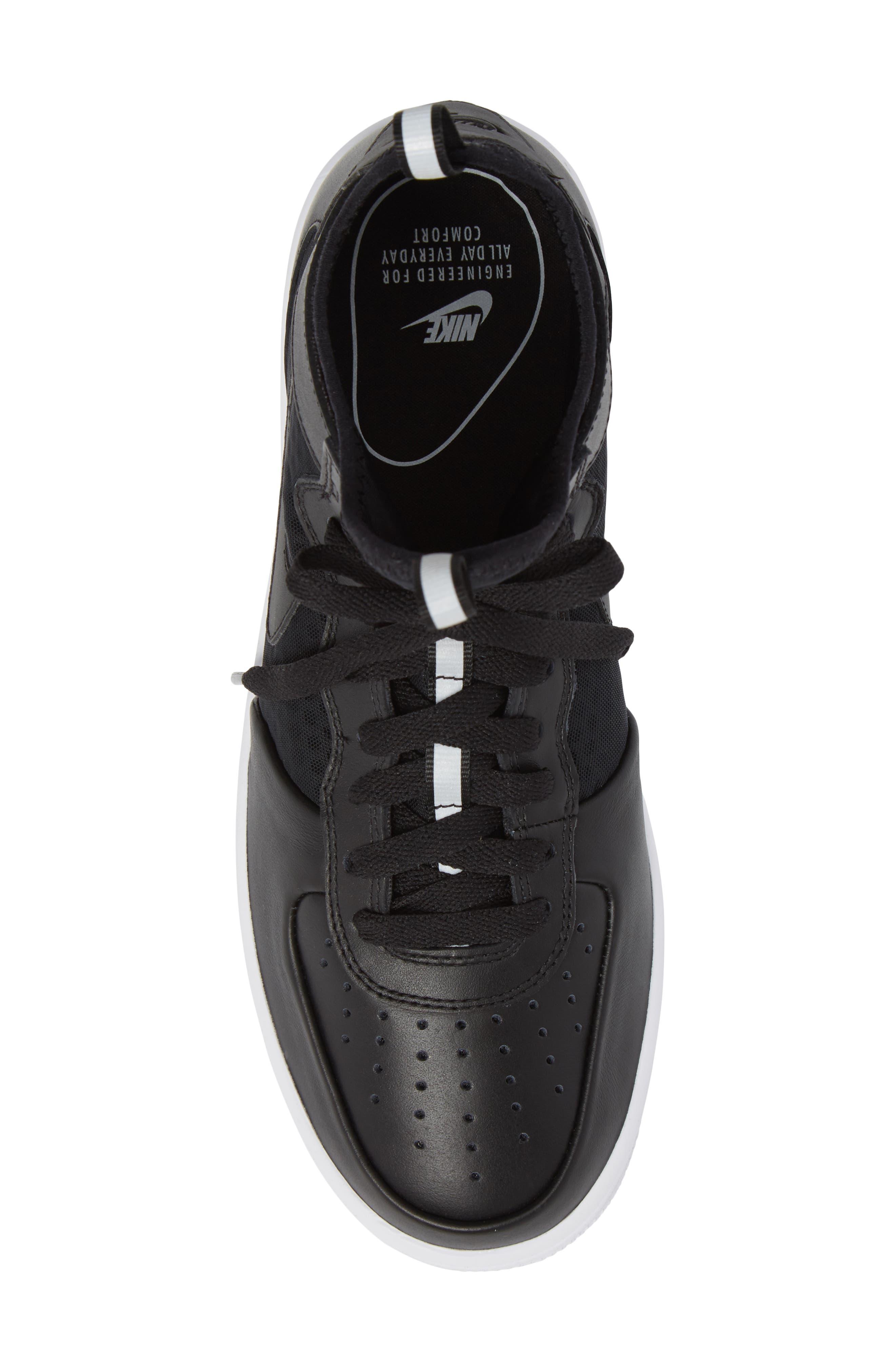 Air Force 1 Ultraforce Mid Sneaker,                             Alternate thumbnail 5, color,                             001