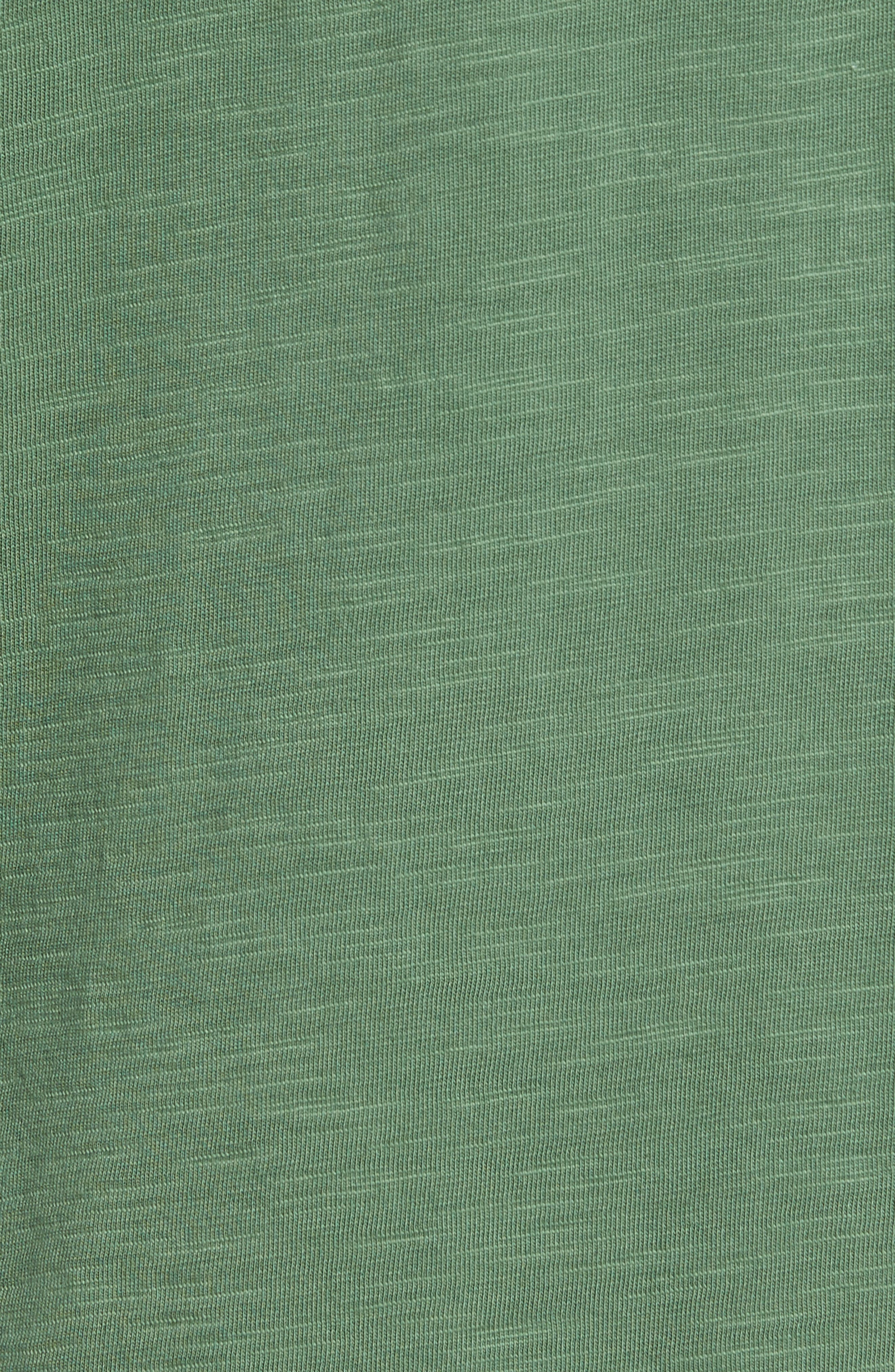 'Portside Player Spectator' Long Sleeve Jersey Polo,                             Alternate thumbnail 5, color,                             301