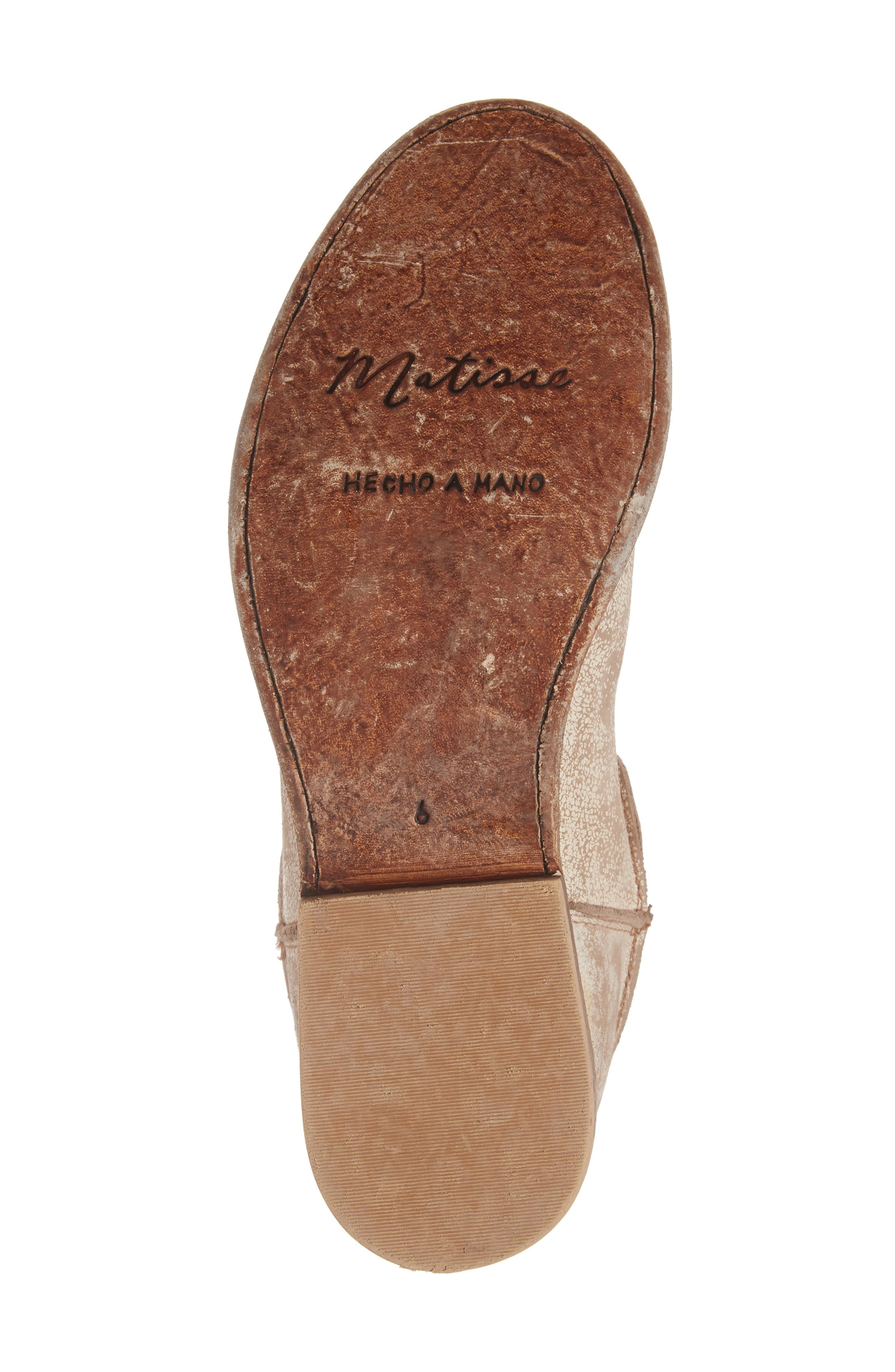 'Gerald' Distressed Bootie,                             Alternate thumbnail 15, color,