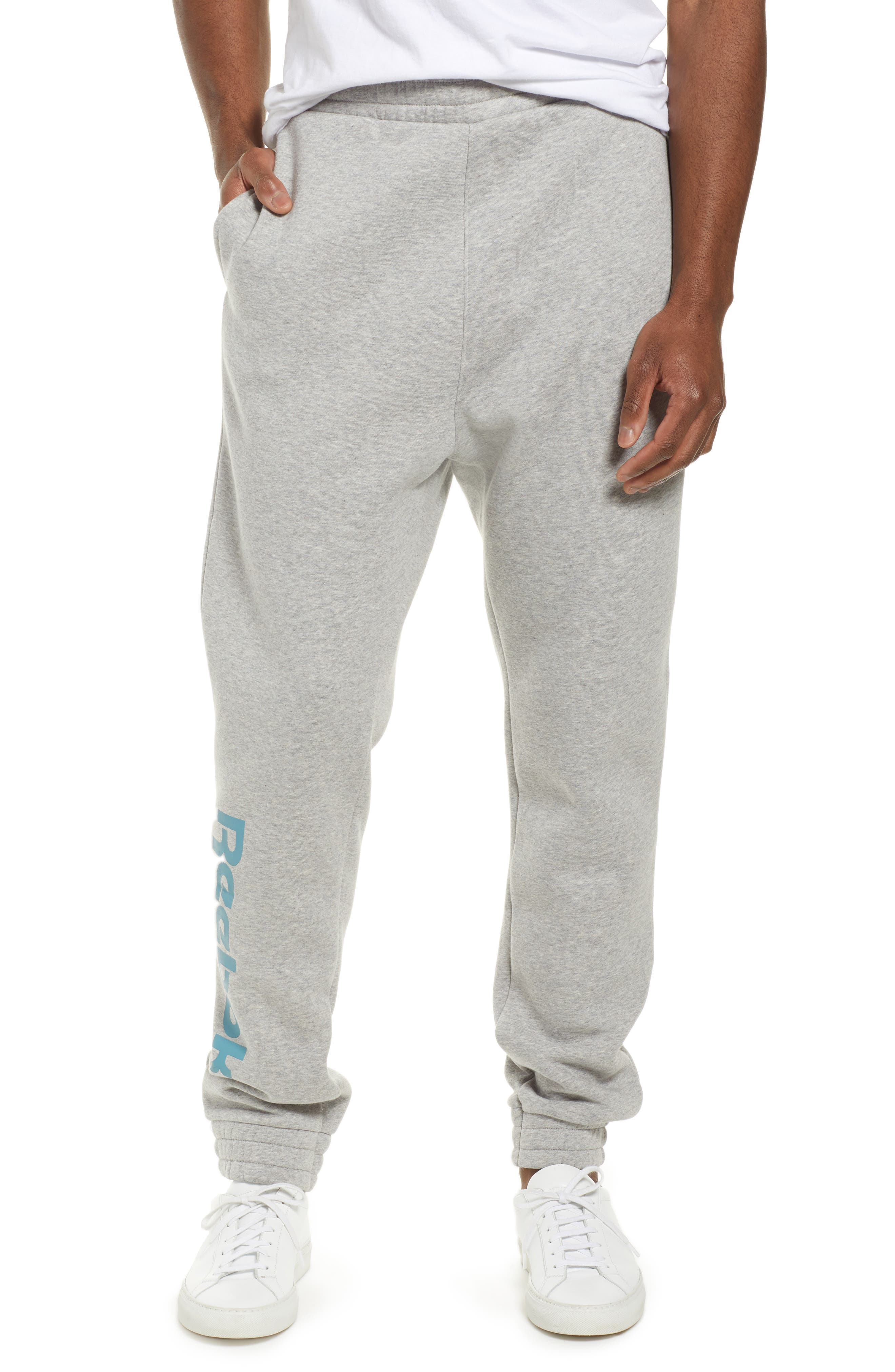 Men's Reebok Vector Logo Sweatpants