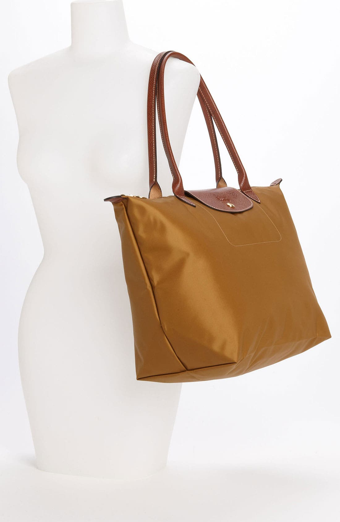 'Large Le Pliage' Nylon Tote,                             Alternate thumbnail 2, color,                             250