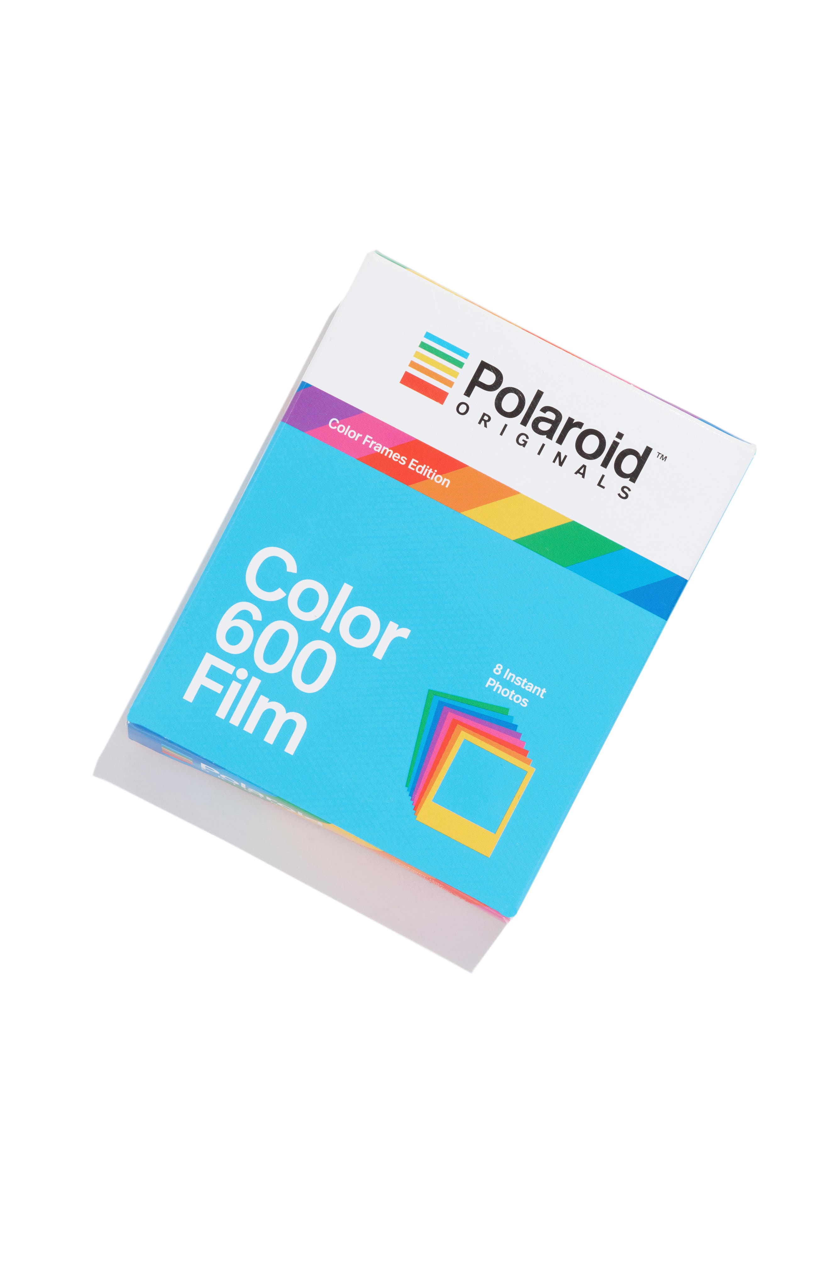 600 Multicolor Frame Instant Film,                         Main,                         color, NONE