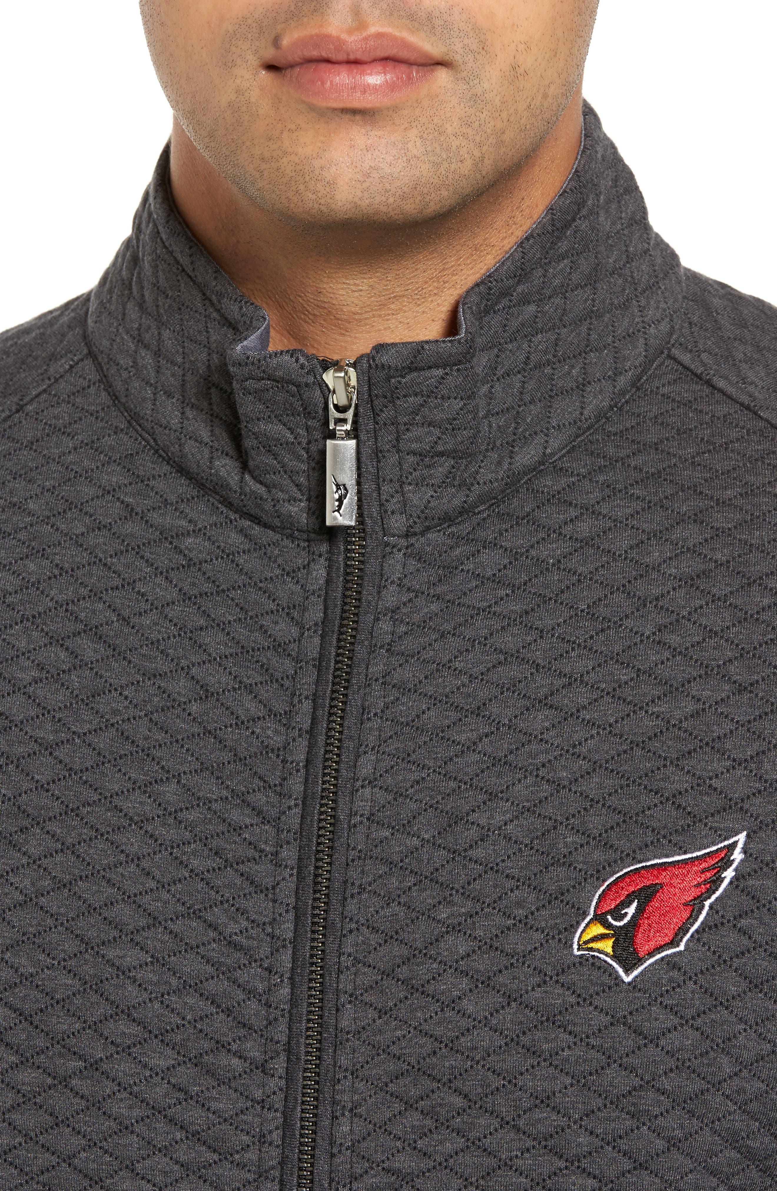 NFL Quiltessential Full Zip Sweatshirt,                             Alternate thumbnail 95, color,