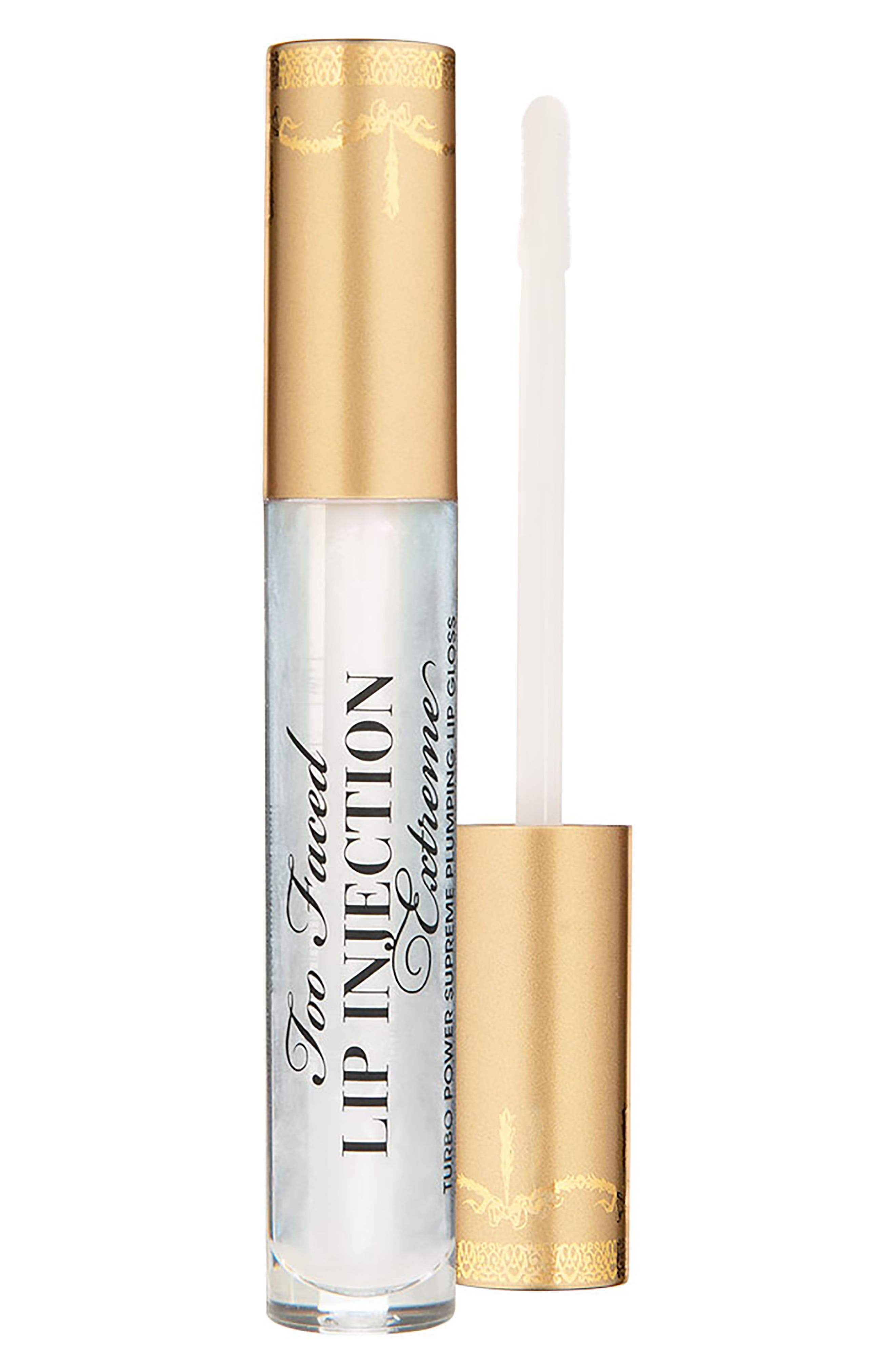 Lip Injection Extreme Lip Gloss,                             Alternate thumbnail 6, color,                             NO COLOR