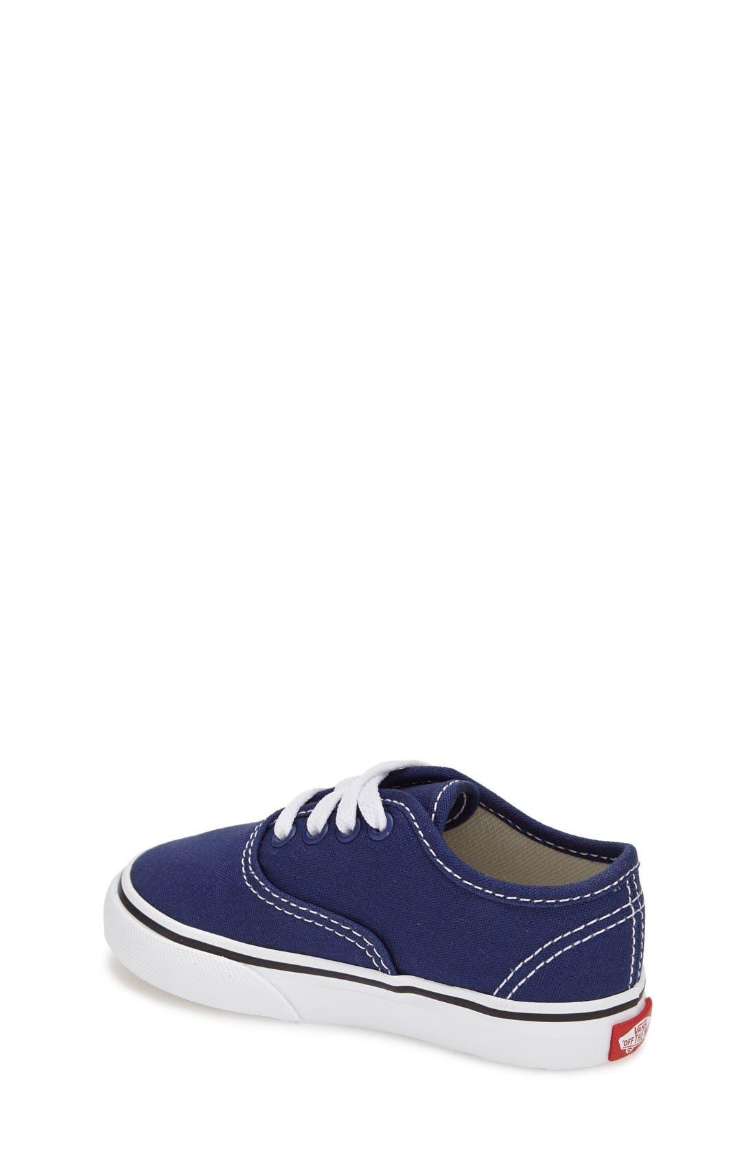 'Authentic' Sneaker,                             Alternate thumbnail 32, color,