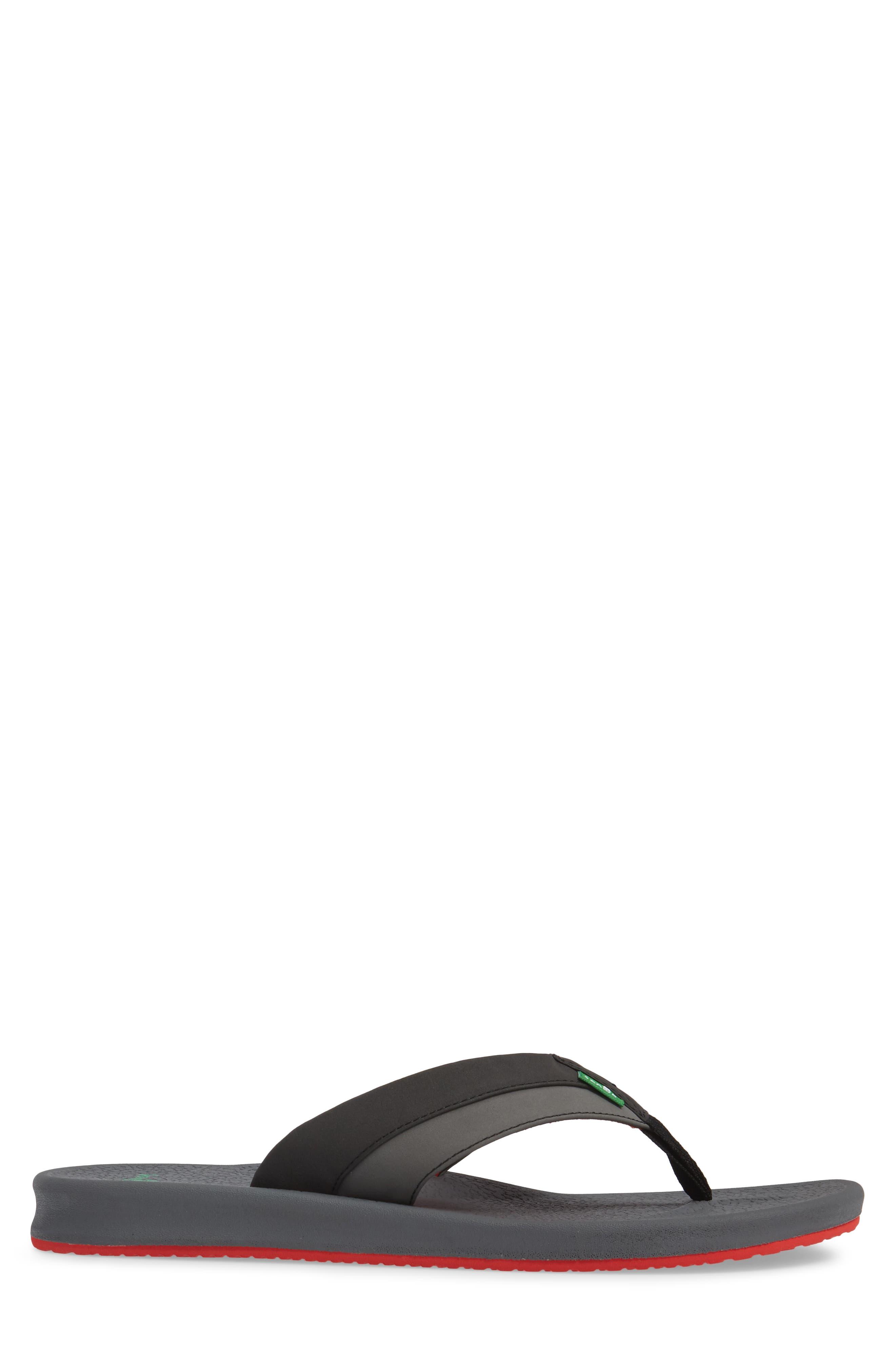 Brumeister Flip Flop,                             Alternate thumbnail 3, color,                             030