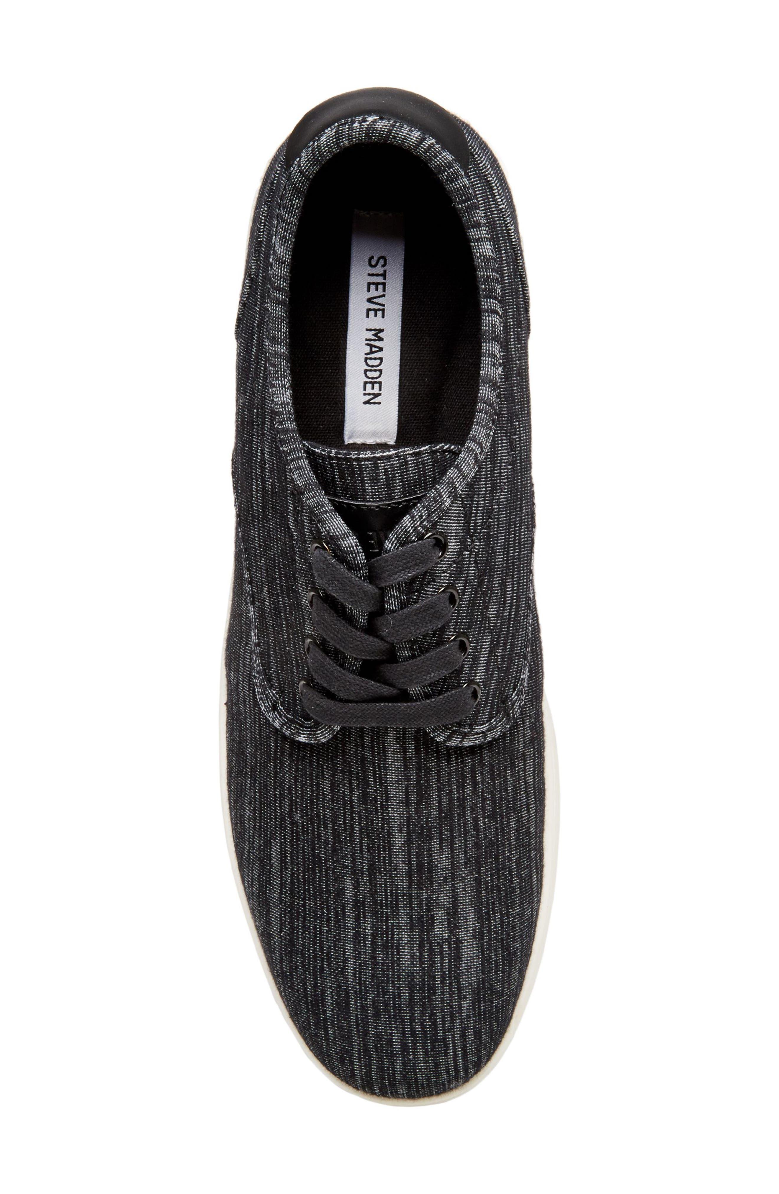 Fandom Slubbed Sneaker,                             Alternate thumbnail 9, color,