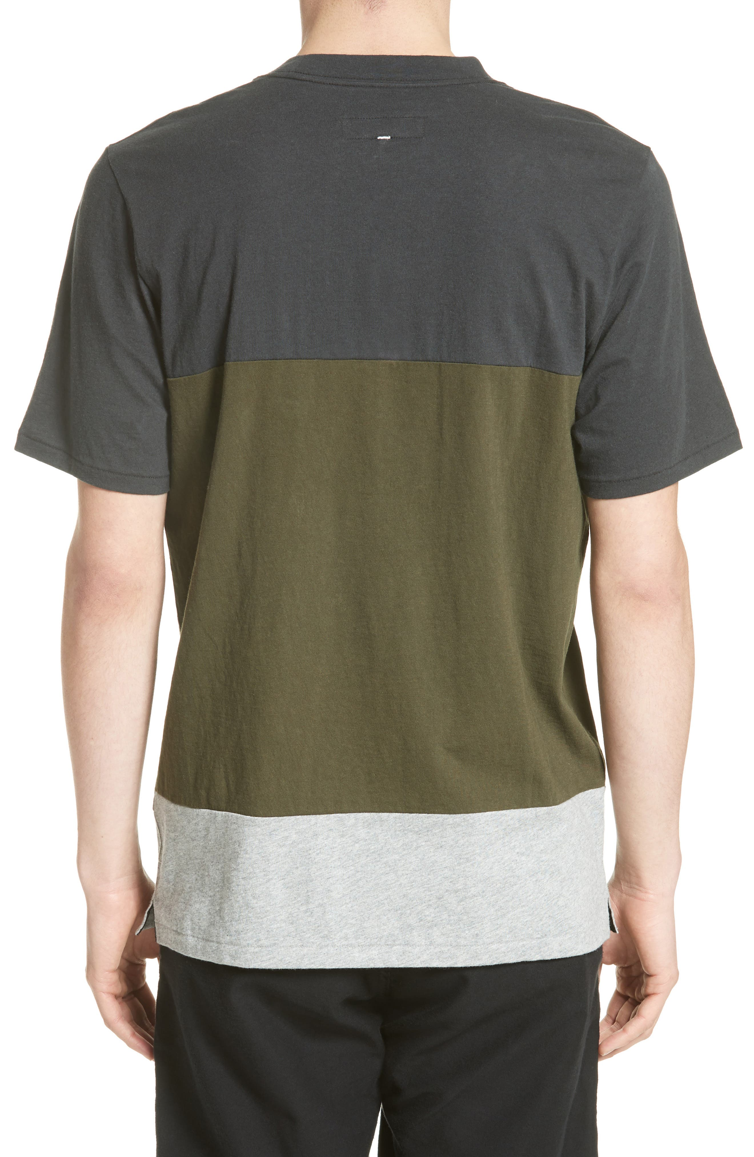 Colorblock T-Shirt,                             Alternate thumbnail 2, color,                             391