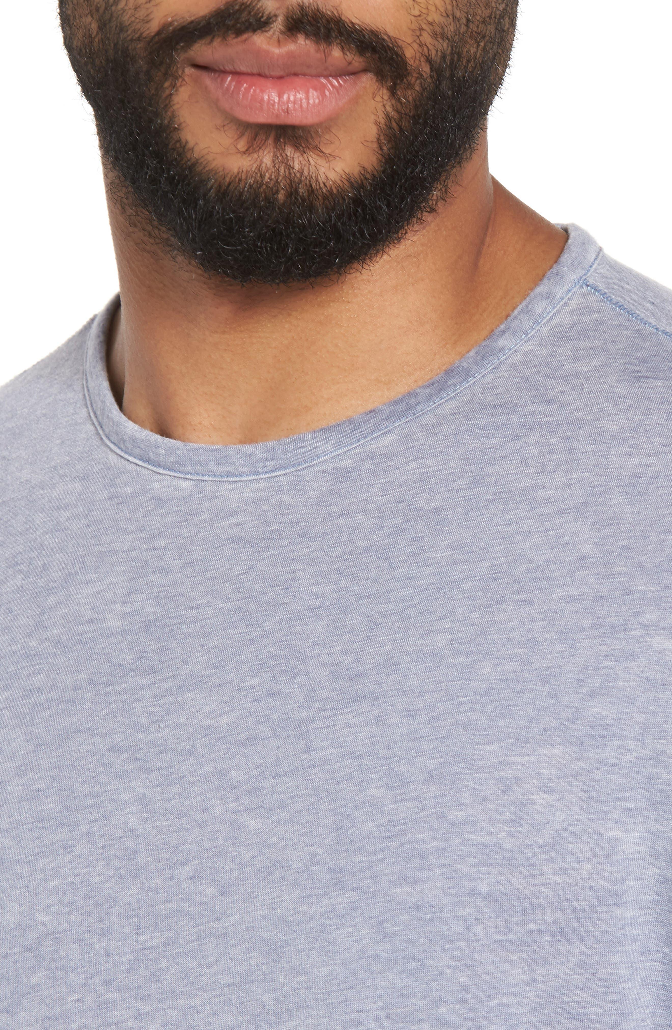 Slim Fit Crewneck T-Shirt,                             Alternate thumbnail 14, color,