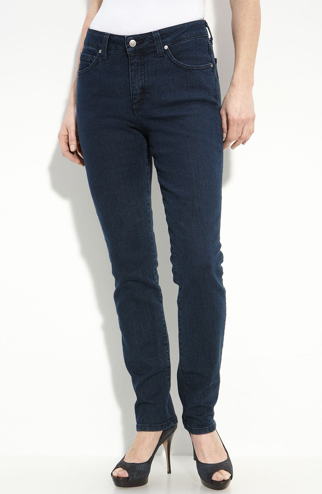 Miraclebody by Miraclesuit<sup>®</sup> 'Skinny Minnie' Jeans,                             Alternate thumbnail 2, color,                             423