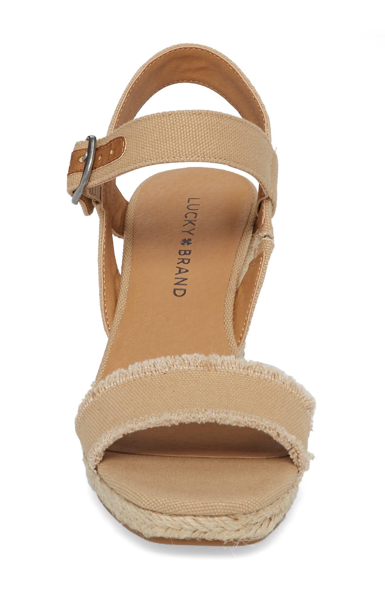 Marceline Squared Toe Wedge Sandal,                             Alternate thumbnail 24, color,