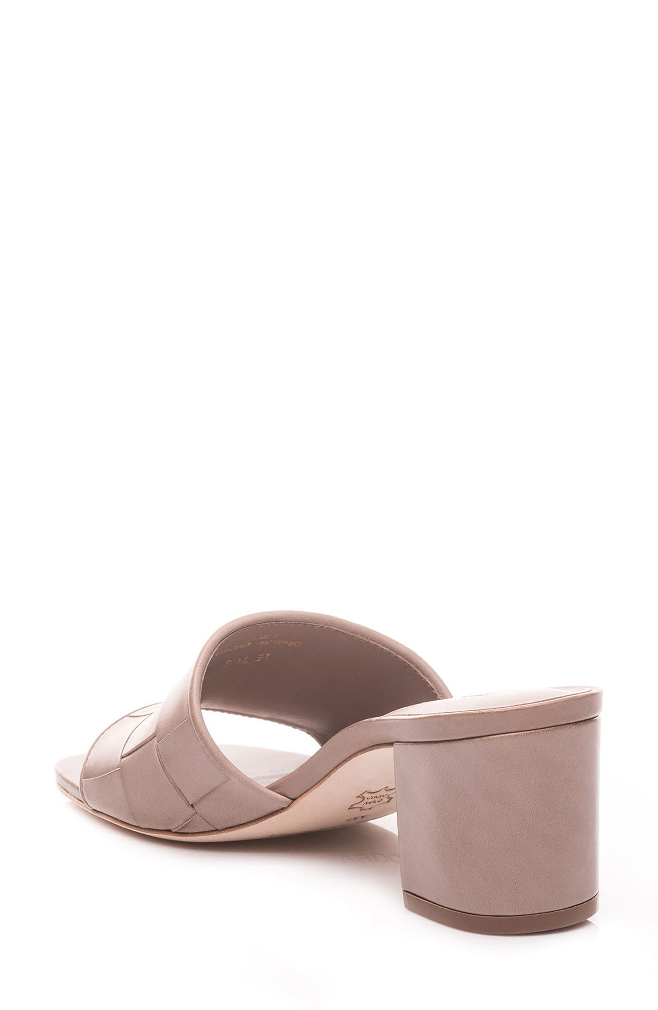 Bernardo Bridget Block Heel Sandal,                             Alternate thumbnail 6, color,