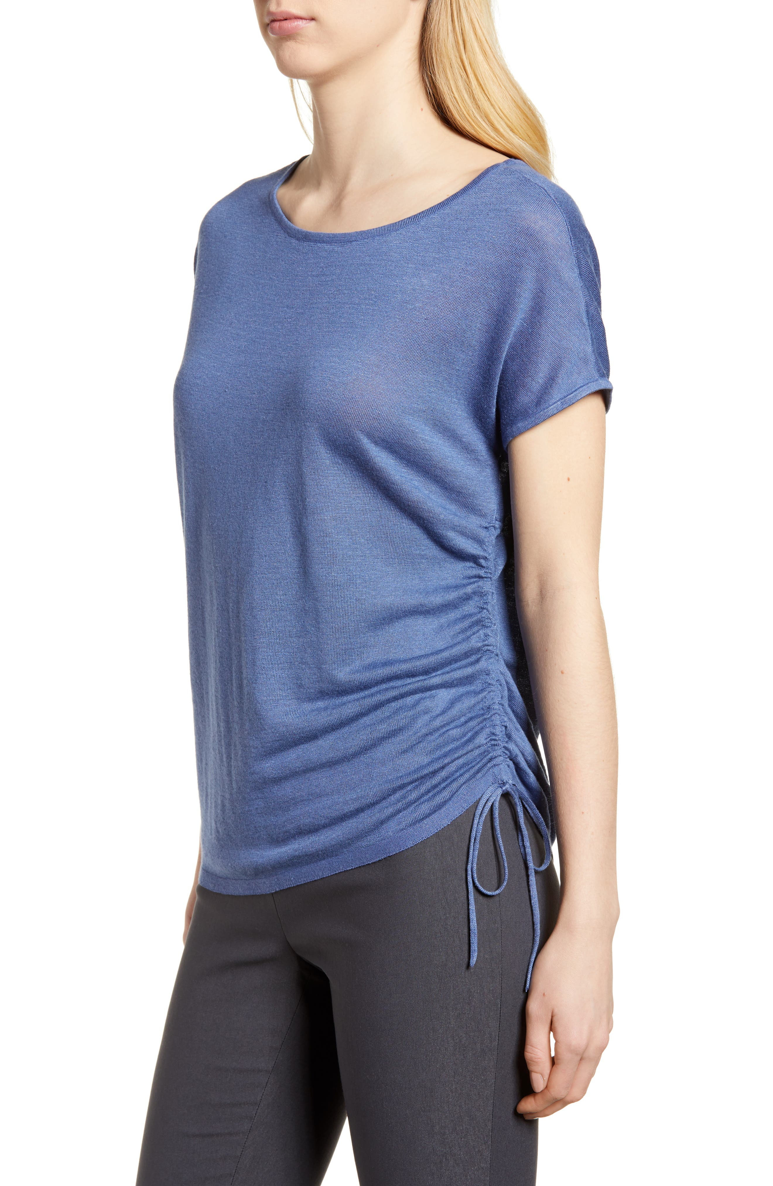 Refreshing Side Tie Top,                             Alternate thumbnail 15, color,