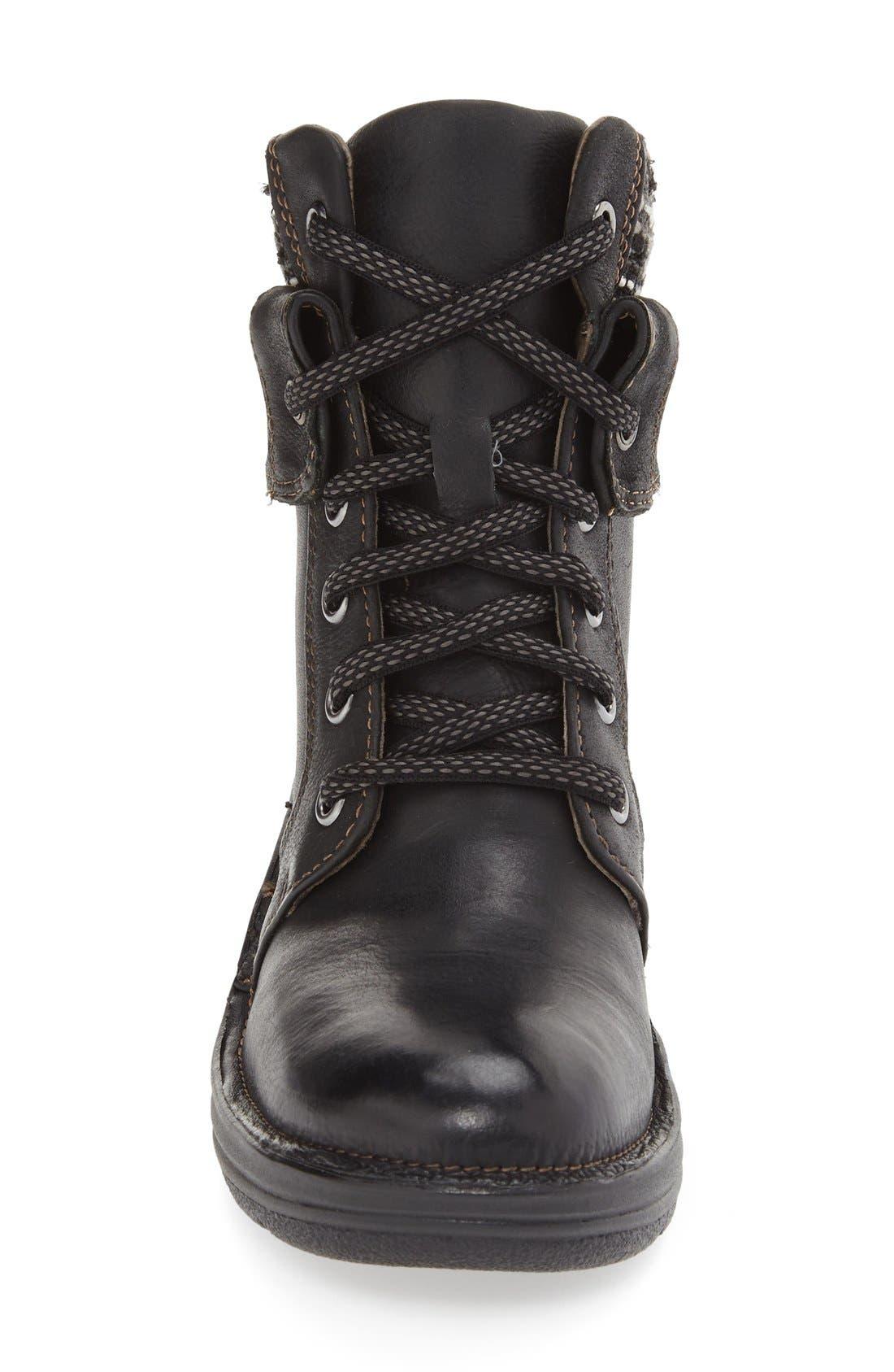 'Romulus' Boot,                             Alternate thumbnail 3, color,                             001